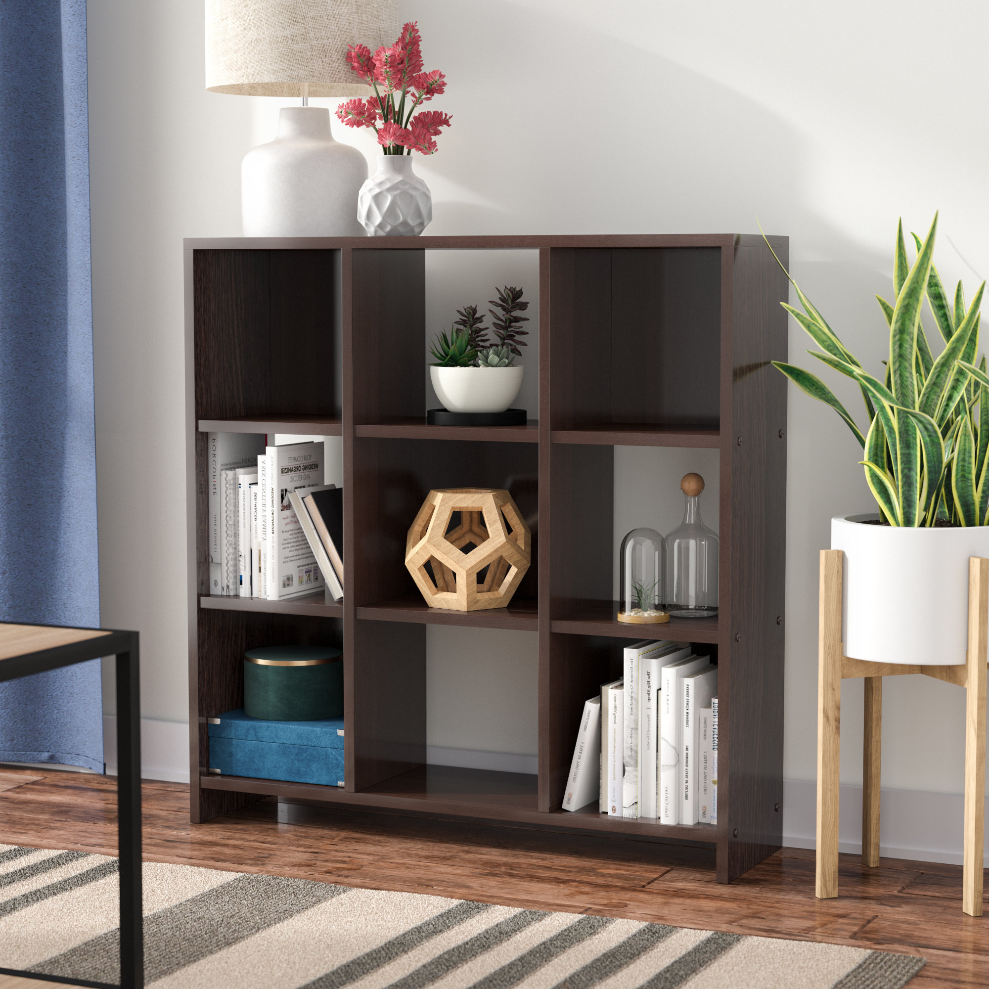 Most Popular Ryker Standard Bookcases Inside Ryker Cube Unit Bookcase (View 9 of 20)