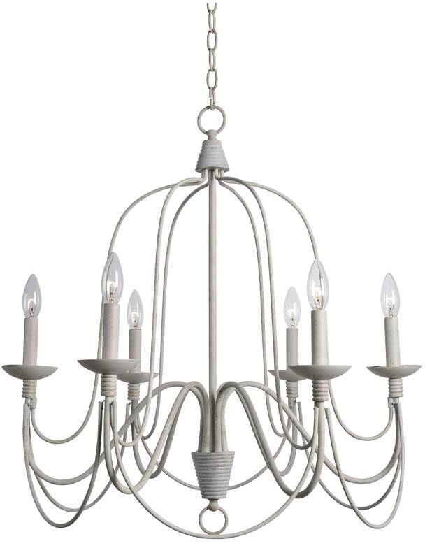Most Popular Three Posts Watford 6 Light Candle Style Chandelier In 2019 Pertaining To Watford 6 Light Candle Style Chandeliers (View 4 of 25)