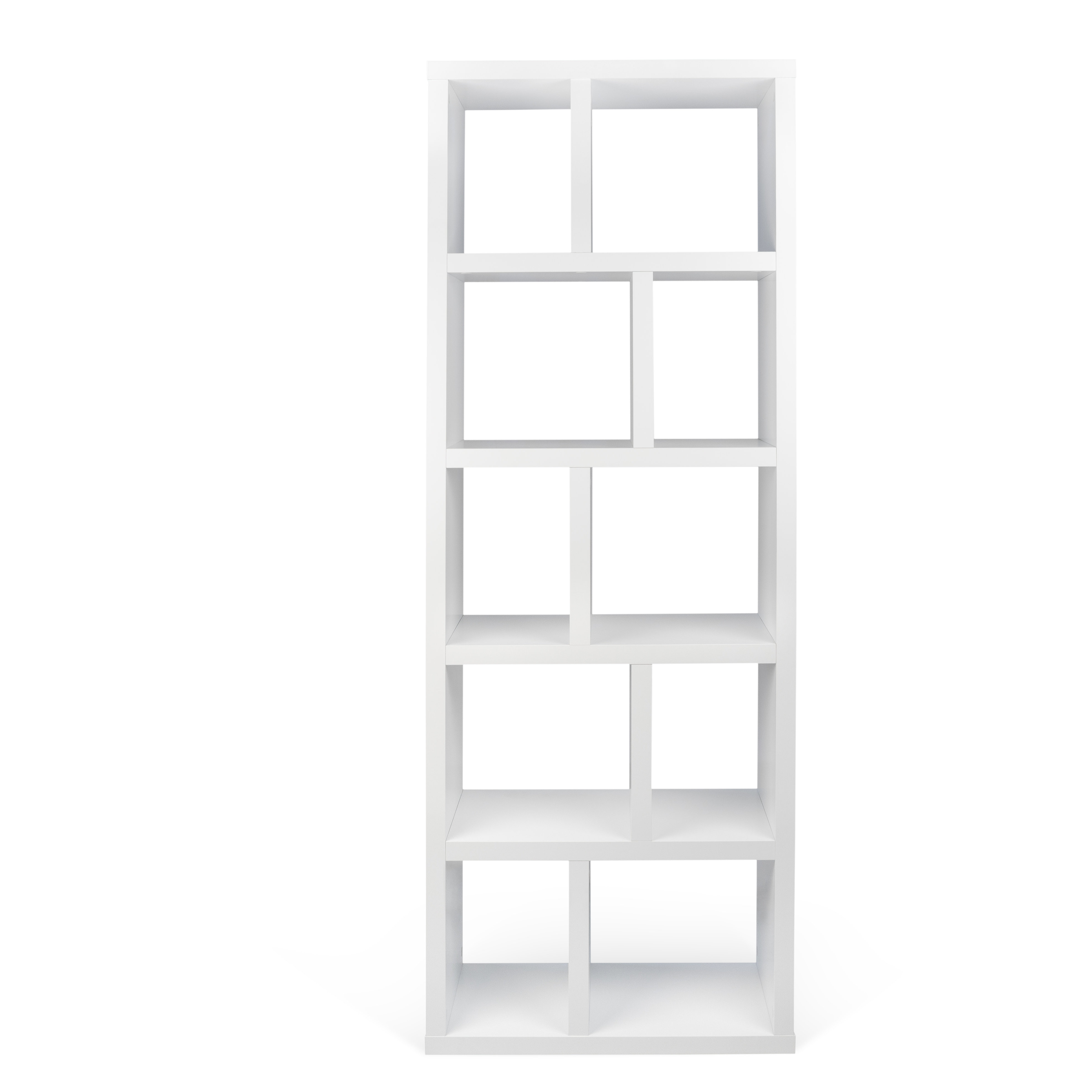Most Popular Varga Geometric Bookcase & Reviews (View 5 of 20)