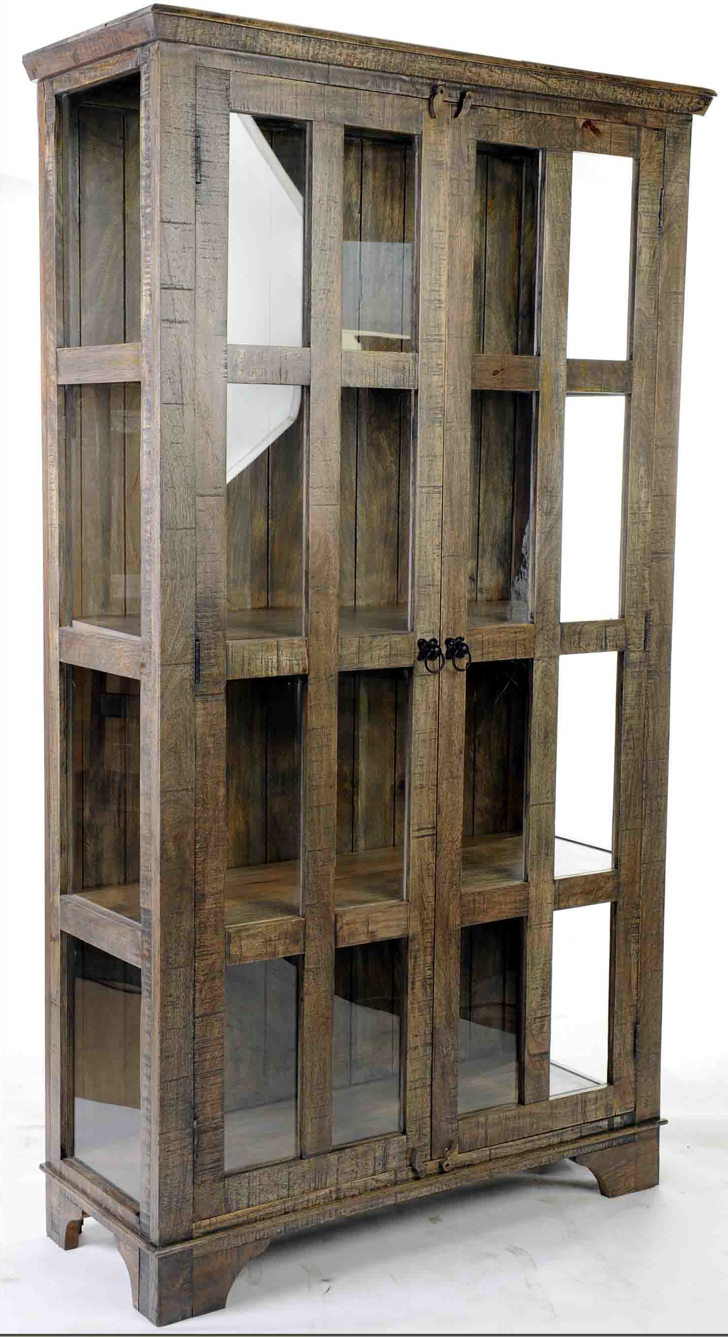 Most Popular Walburn Library Standard Bookcase Intended For Fresno Standard Bookcases (View 14 of 20)