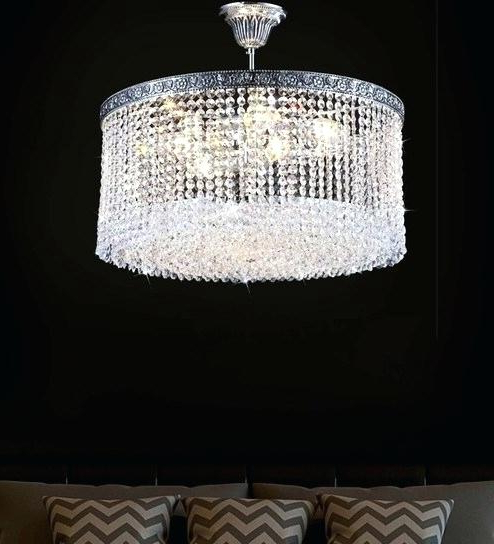 Most Recent Cheap Crystal Chandelier – Agendamacher (View 18 of 25)