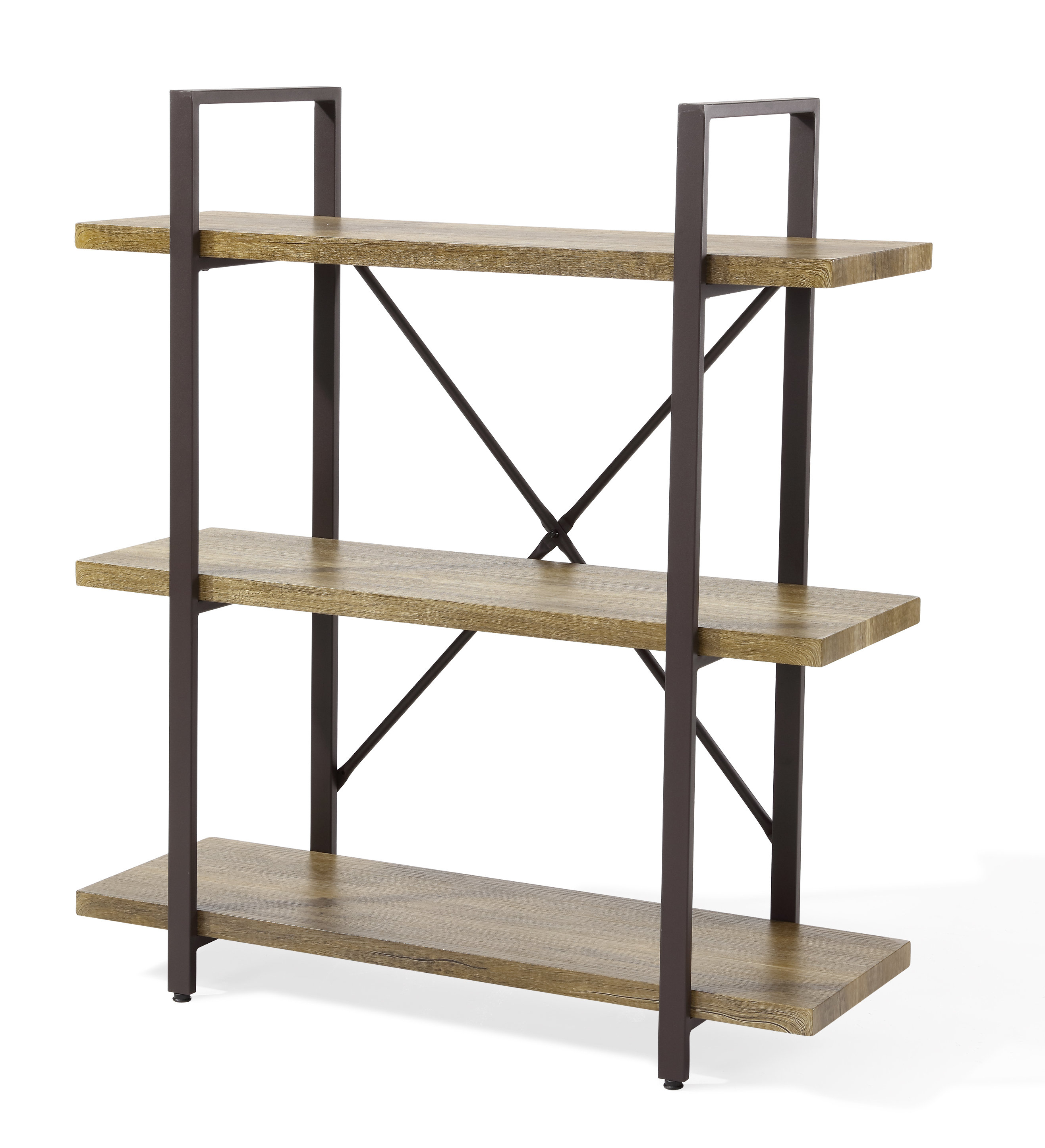 Most Recent Earline Etagere Bookcase Within Abbottsmoor Etagere Bookcases (View 12 of 20)