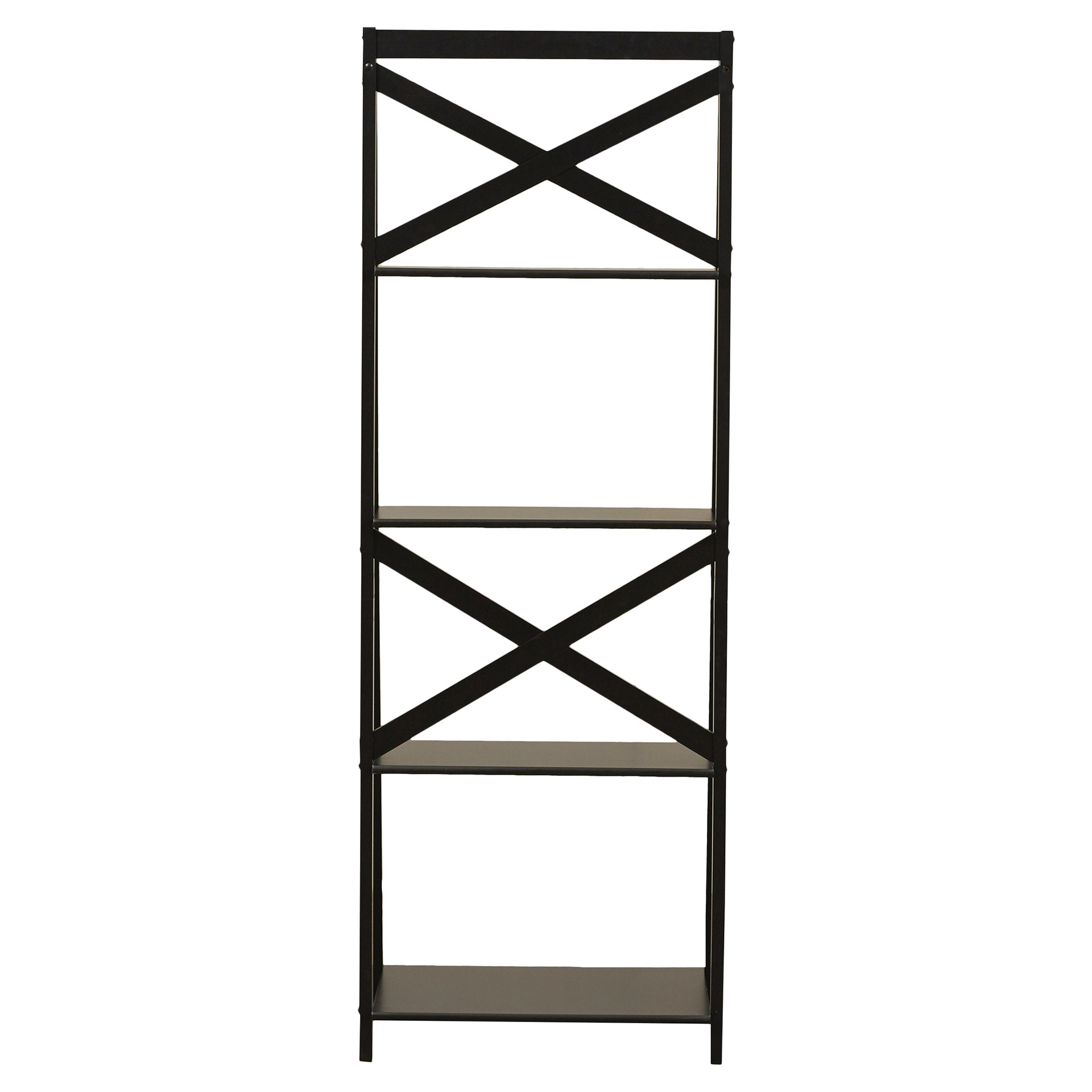 Most Recent Kaitlyn Ladder Bookcases With Regard To Laurel Foundry Modern Farmhouse Kaitlyn Ladder Bookcase (View 4 of 20)
