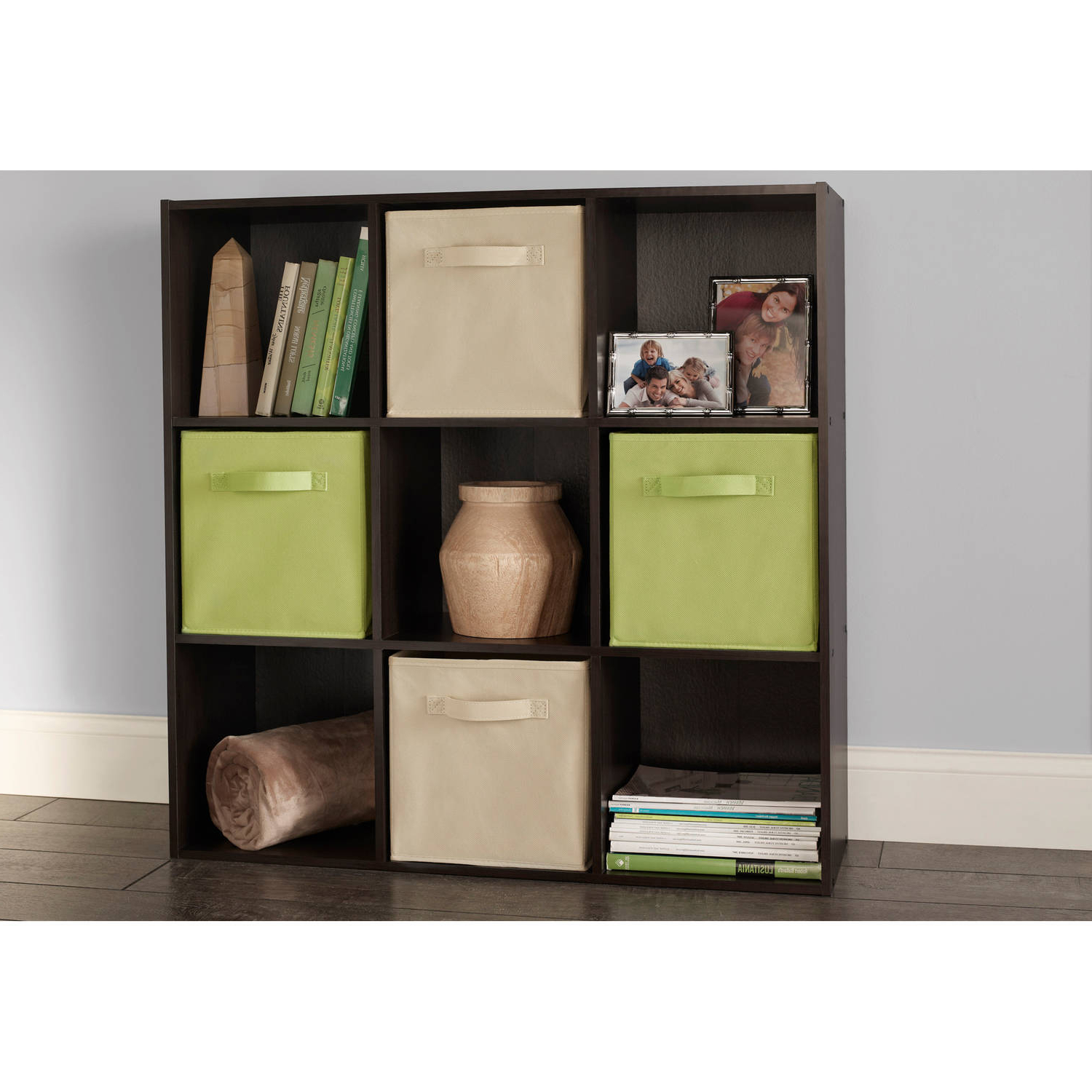Most Recently Released Closetmaid 9 Cube Organizer With Regard To Cubicals Cube Bookcases (View 13 of 20)