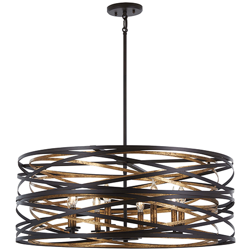 Most Recently Released Contemporary And Modern Drum Pendant Lighting Free Shipping With Regard To Buster 5 Light Drum Chandeliers (View 18 of 25)