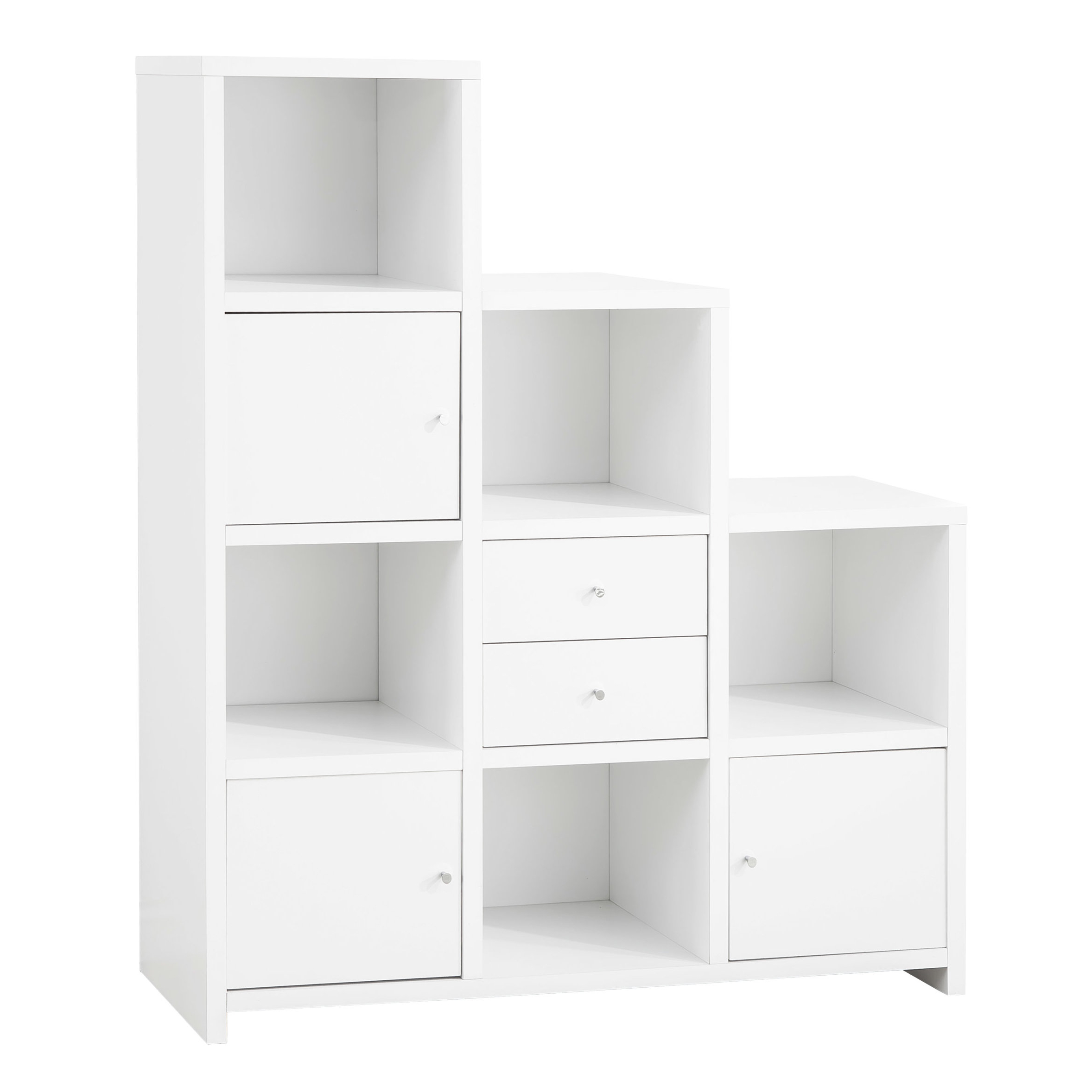 Most Recently Released Karlie Cube Unit Bookcase With Karlie Cube Unit Bookcases (View 2 of 20)