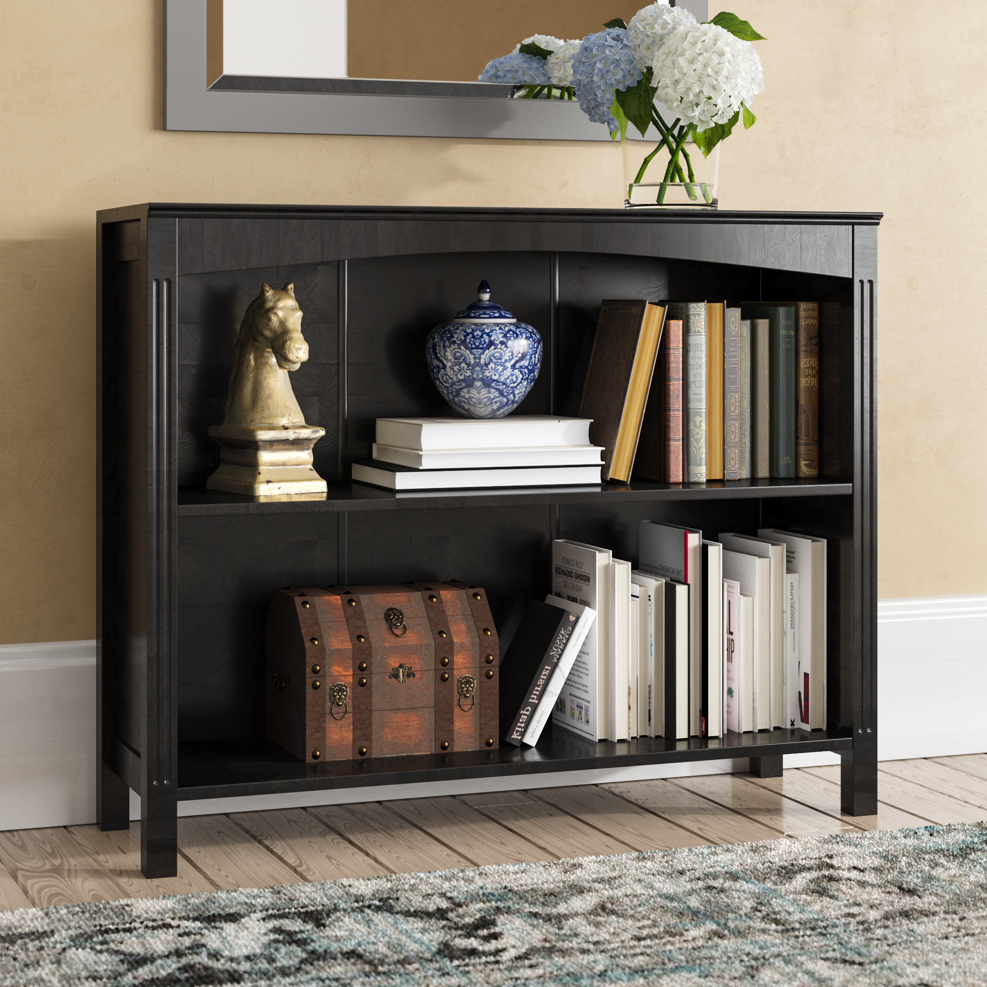 Most Recently Released Martinsville Standard Bookcase Intended For Kerlin Standard Bookcases (View 11 of 20)