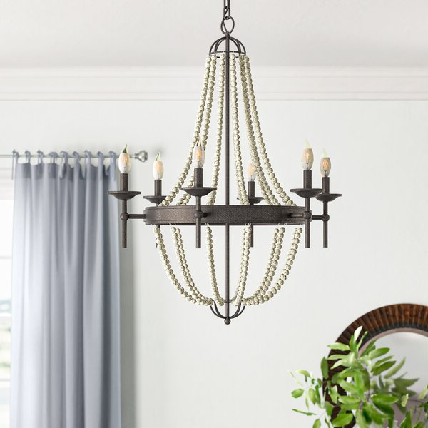 Most Recently Released Phifer 6 Light Empire Chandeliers For Pennington 6 Light Empire Chandelier (View 16 of 25)