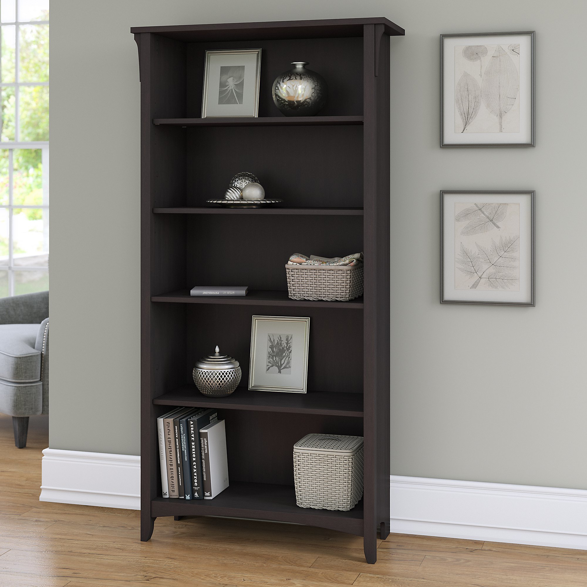 Most Recently Released Salina Cube Bookcases Throughout Three Posts Salina Standard Bookcase (View 17 of 20)