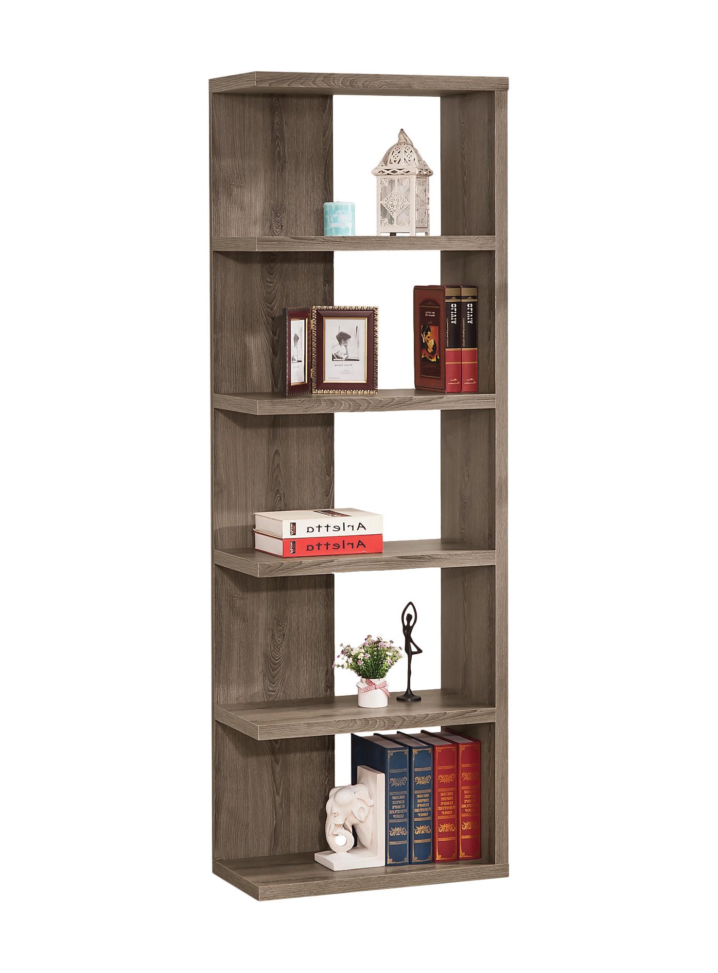 Most Recently Released Zipcode Design Zack Standard Bookcase For Zack Standard Bookcases (View 11 of 20)