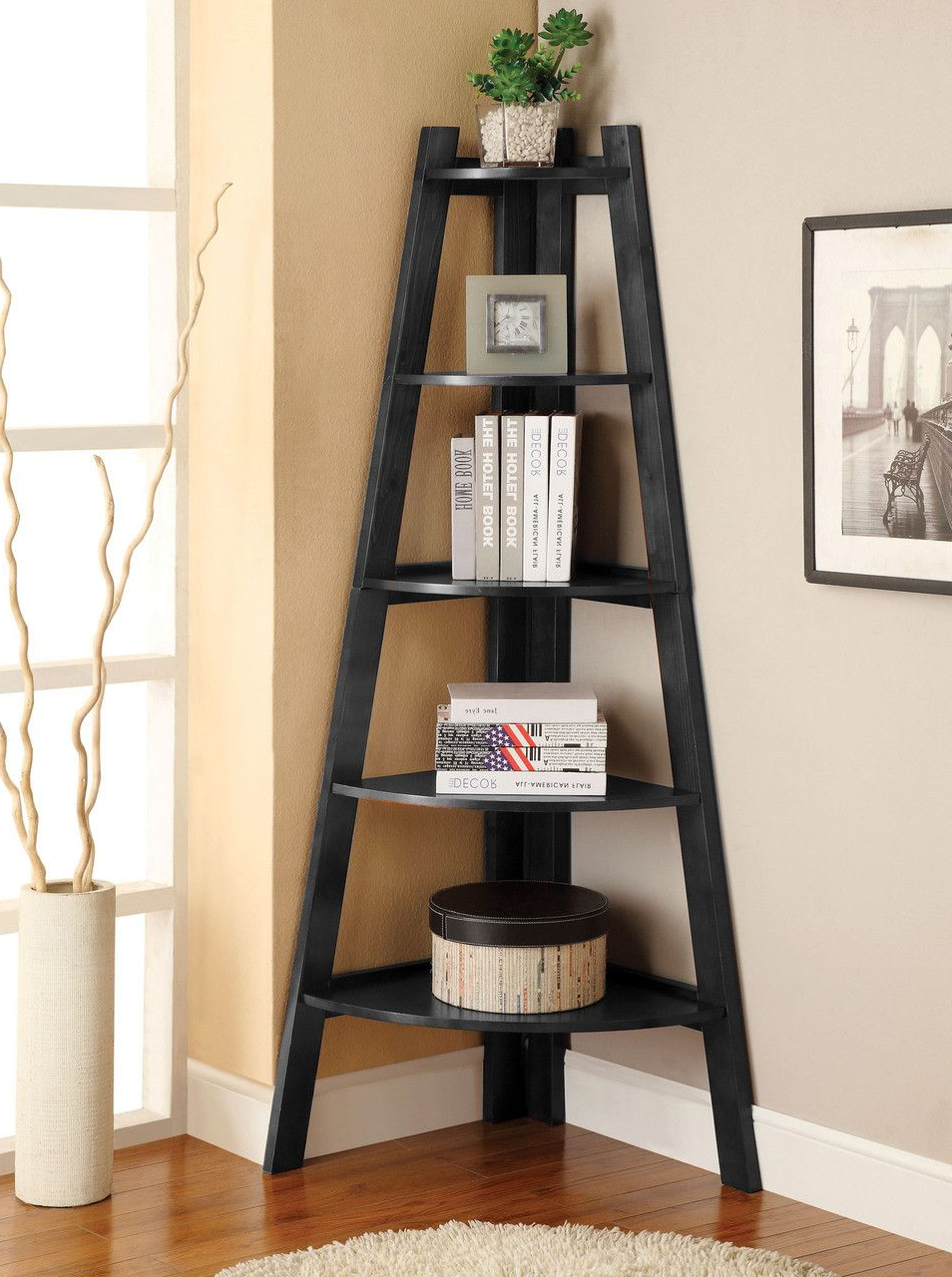 Most Up To Date Belcher Corner Bookcases In 10+ Best Bookshelf Ideas For Creative Decorating Projects (View 6 of 20)