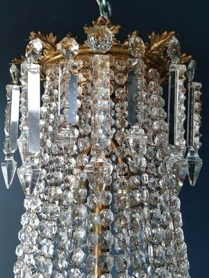 Most Up To Date Cheap Crystal Chandelier – Agendamacher (View 22 of 25)