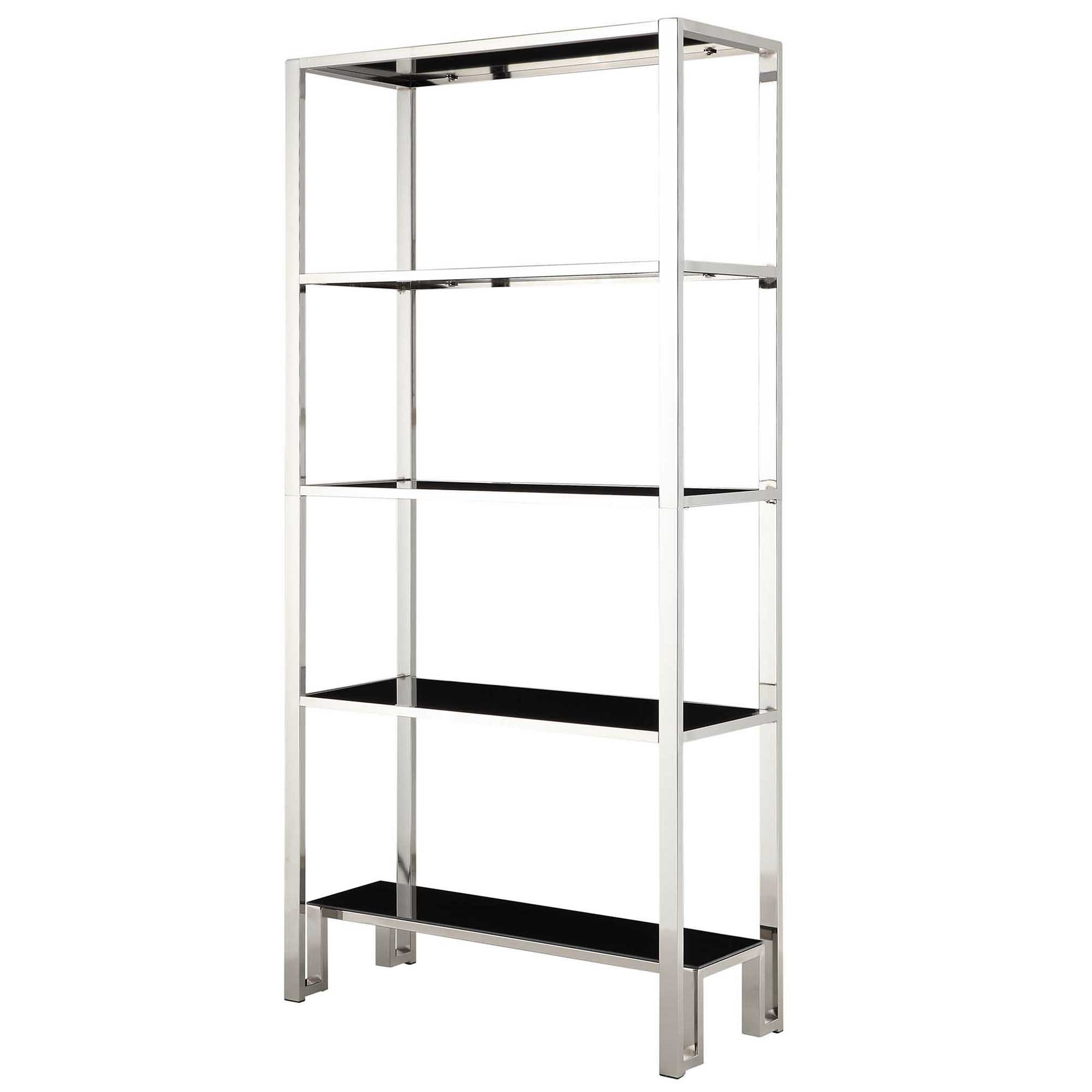 Most Up To Date Olander Etagere Bookcase Regarding Tinoco Storage Shelf Standard Bookcases (View 19 of 20)