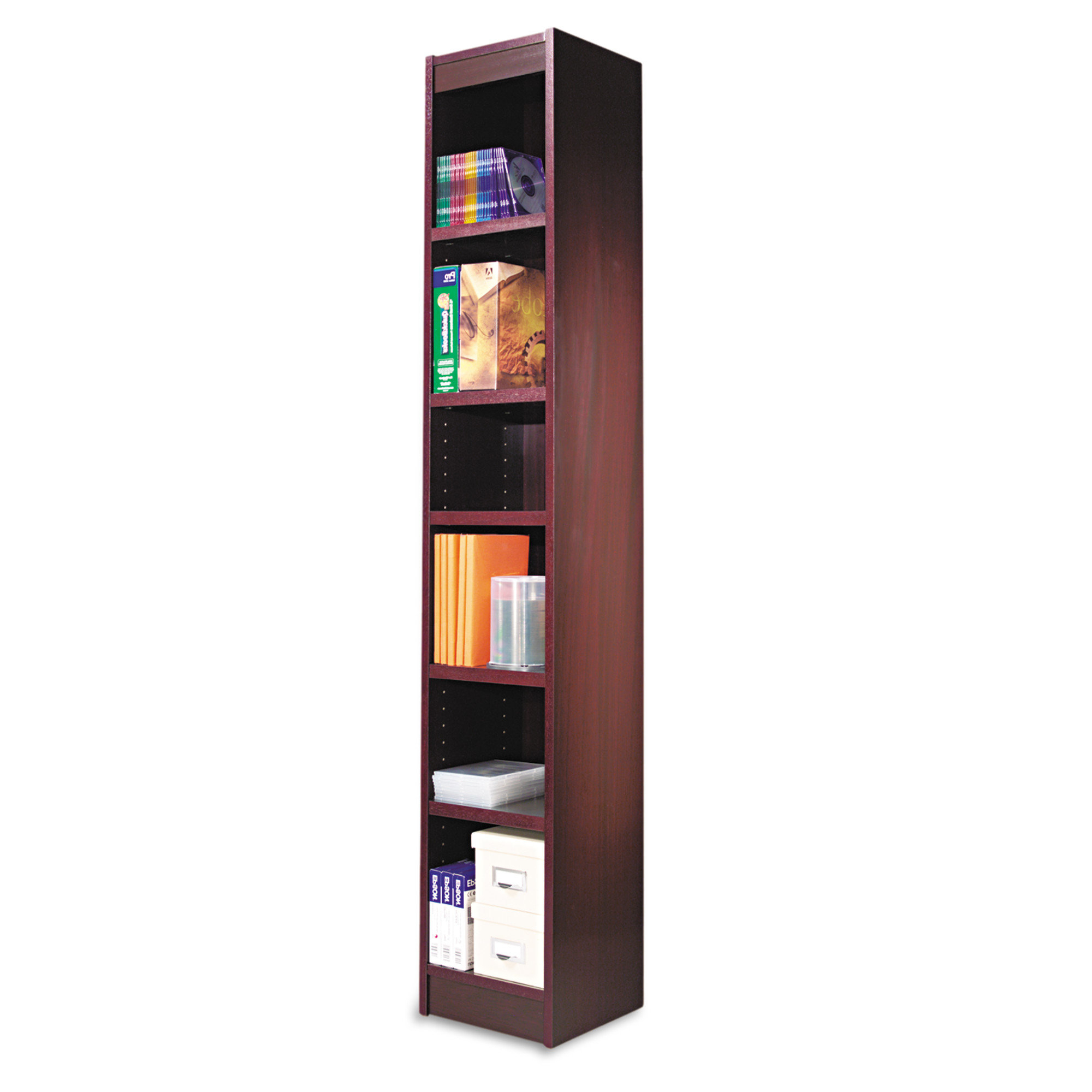 Featured Photo of Narrow Profile Standard Cube Bookcases