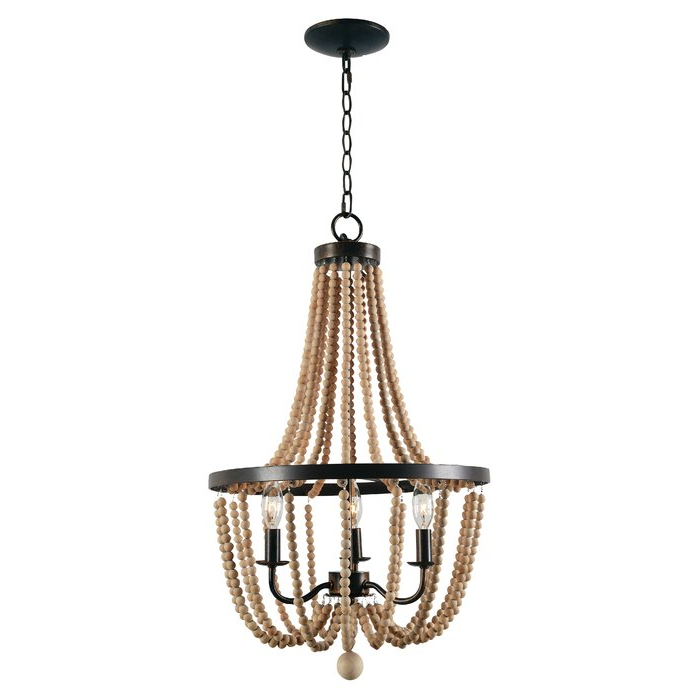Nehemiah 3 Light Empire Chandeliers With Best And Newest Nehemiah 3 Light Empire Chandelier (Gallery 2 of 25)