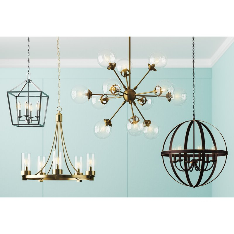 Nelly 12 Light Sputnik Chandeliers Throughout Well Liked Asher 12 Light Sputnik Chandelier (Gallery 15 of 25)