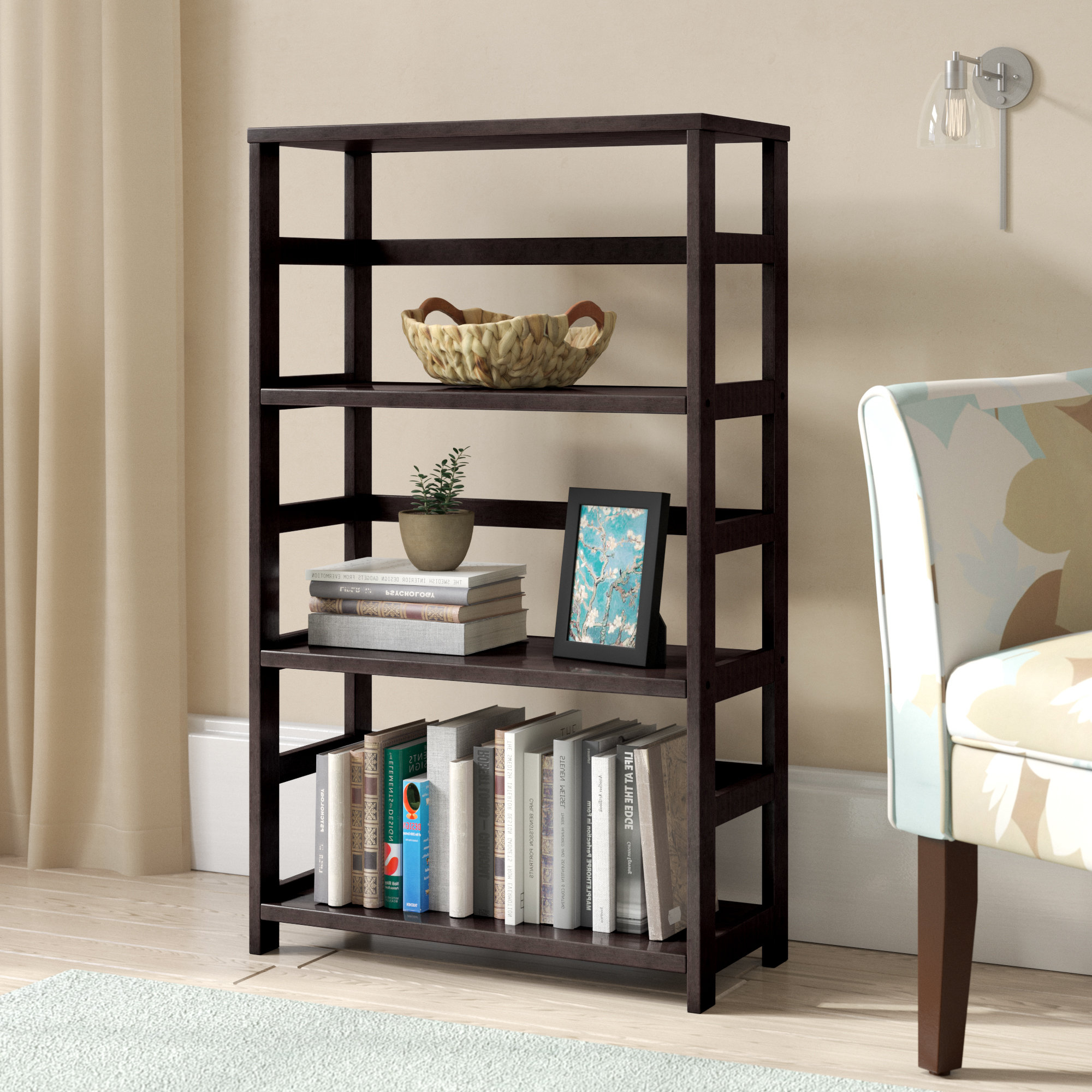 Newest Annabesook Etagere Bookcases Pertaining To Keyser Etagere Bookcase (Gallery 12 of 20)