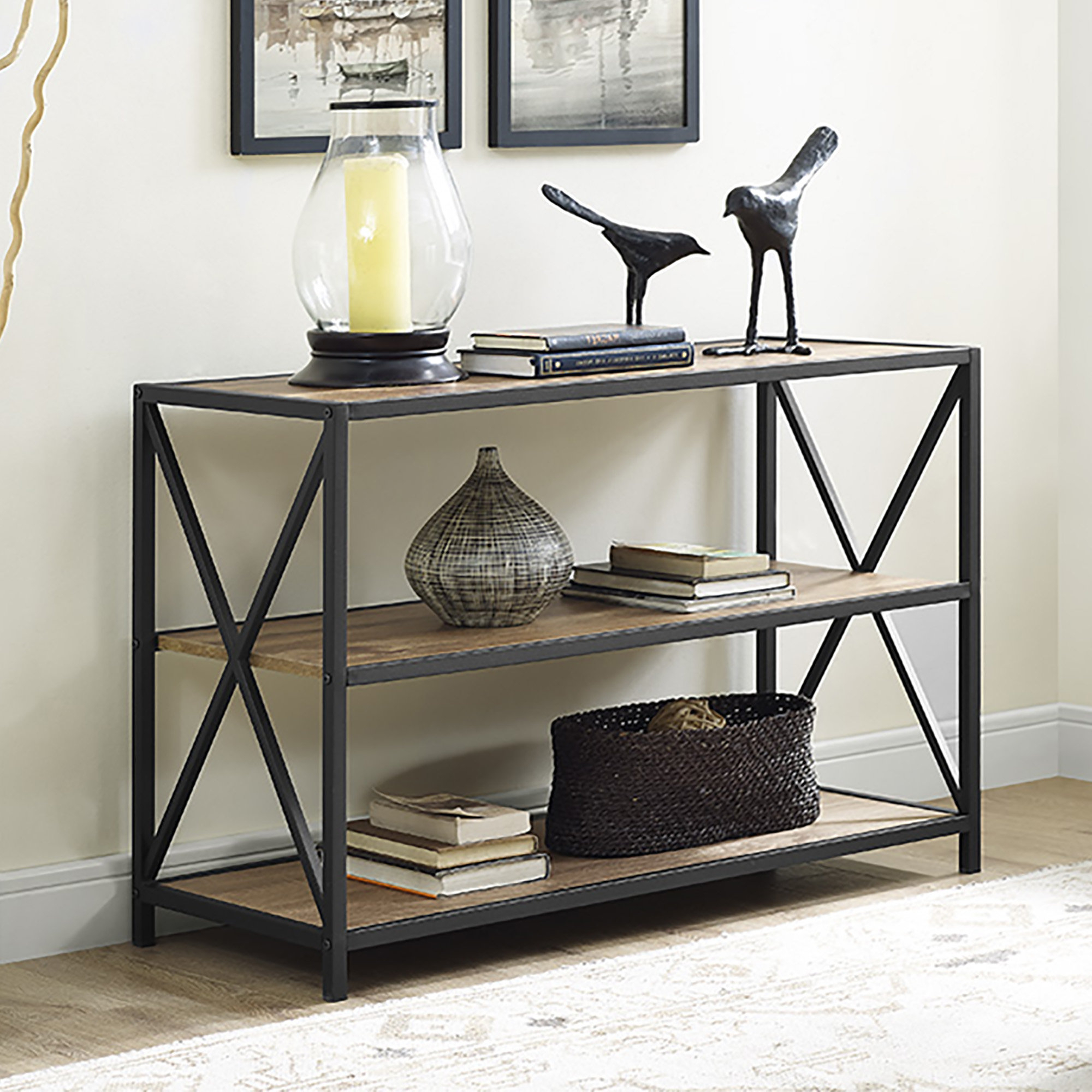 Newest Augustus Etagere Bookcases Pertaining To Augustus Etagere Bookcase (Gallery 7 of 20)