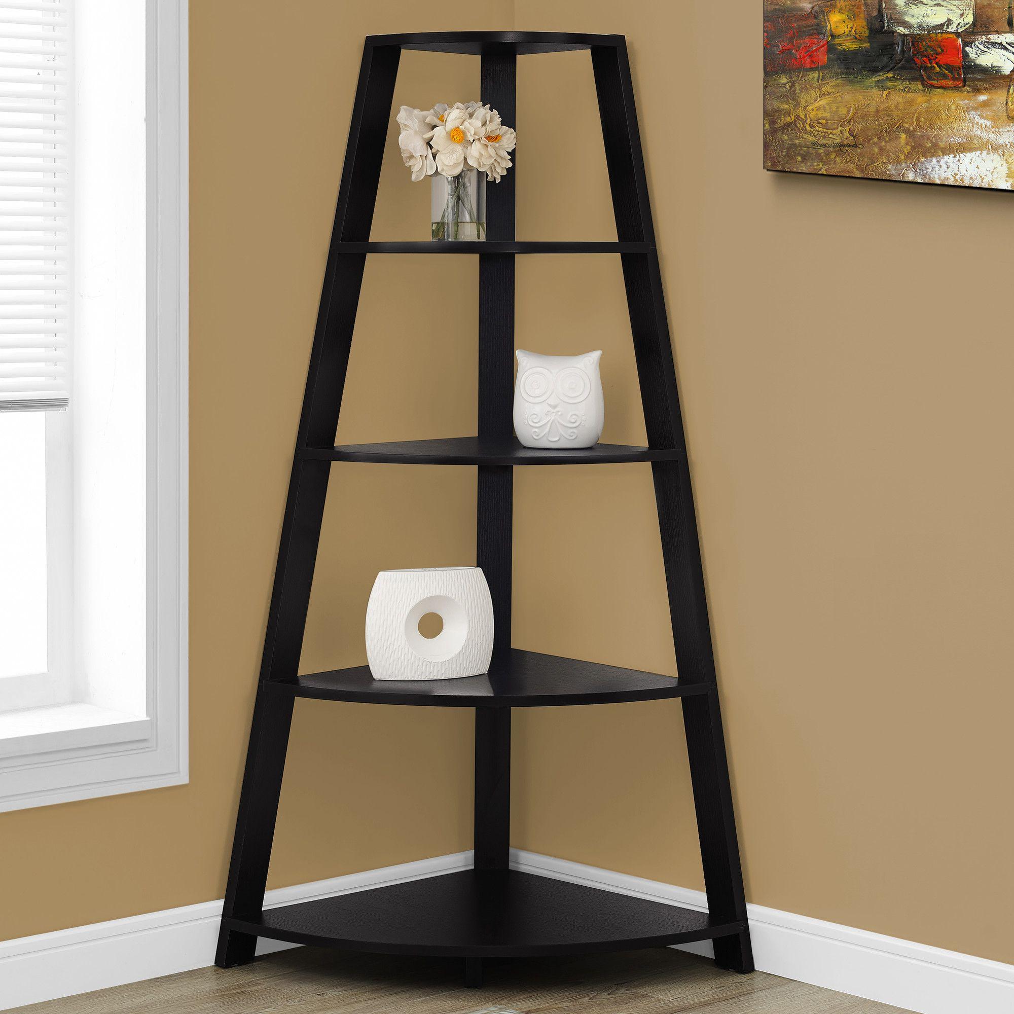 Newest Belcher Corner Bookcase (Gallery 3 of 20)