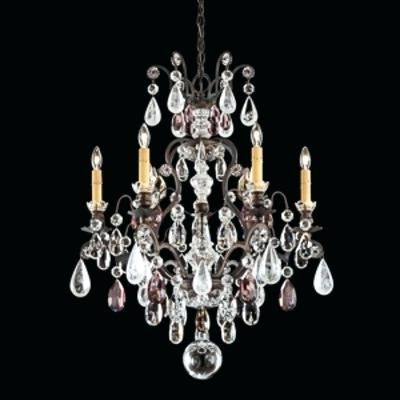 Newest Candle Style Chandelier For Armande Candle Style Chandeliers (Gallery 22 of 25)