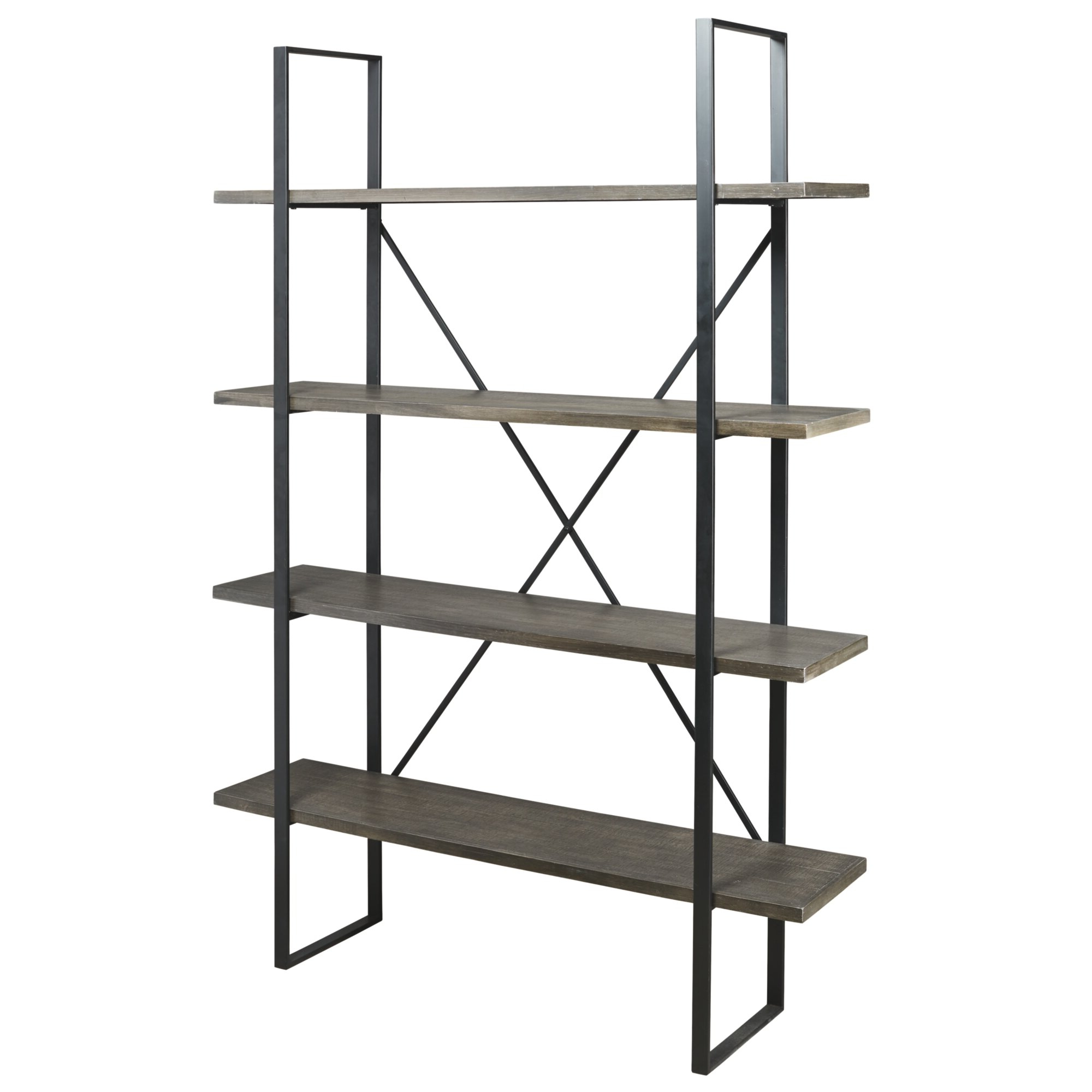 Newest Cifuentes Dual Etagere Bookcases With Amarion Etagere Bookcase (View 20 of 20)