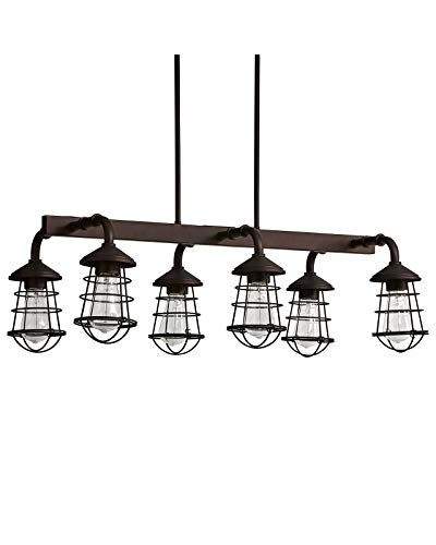 Newest Donna 6 Light Globe Chandeliers Pertaining To Vintage Chandeliers Lighting: Amazon (View 23 of 25)