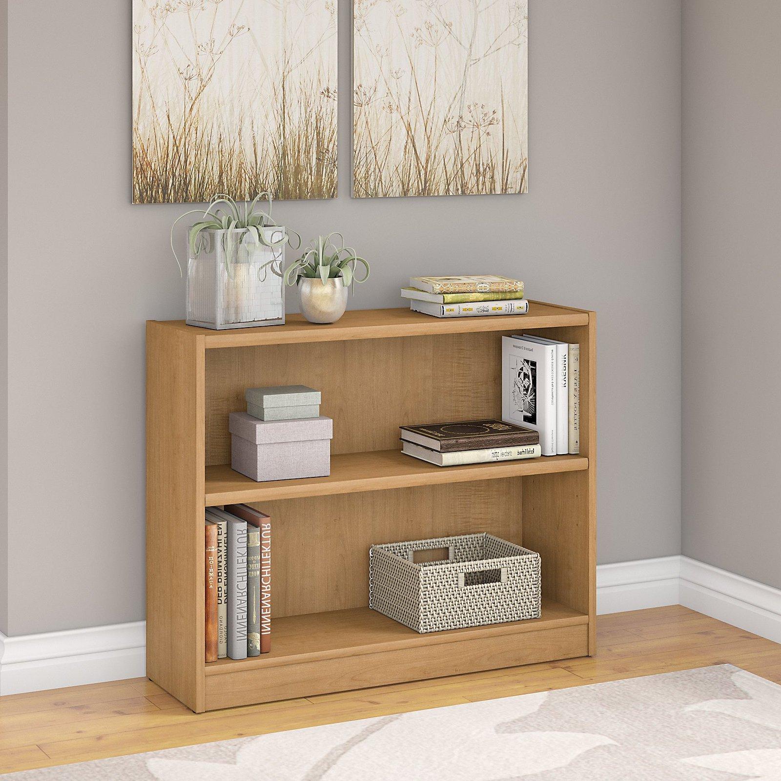 Newest Ebern Designs Kirkbride Standard Bookcase Within Kirkbride Standard Bookcases (View 9 of 20)