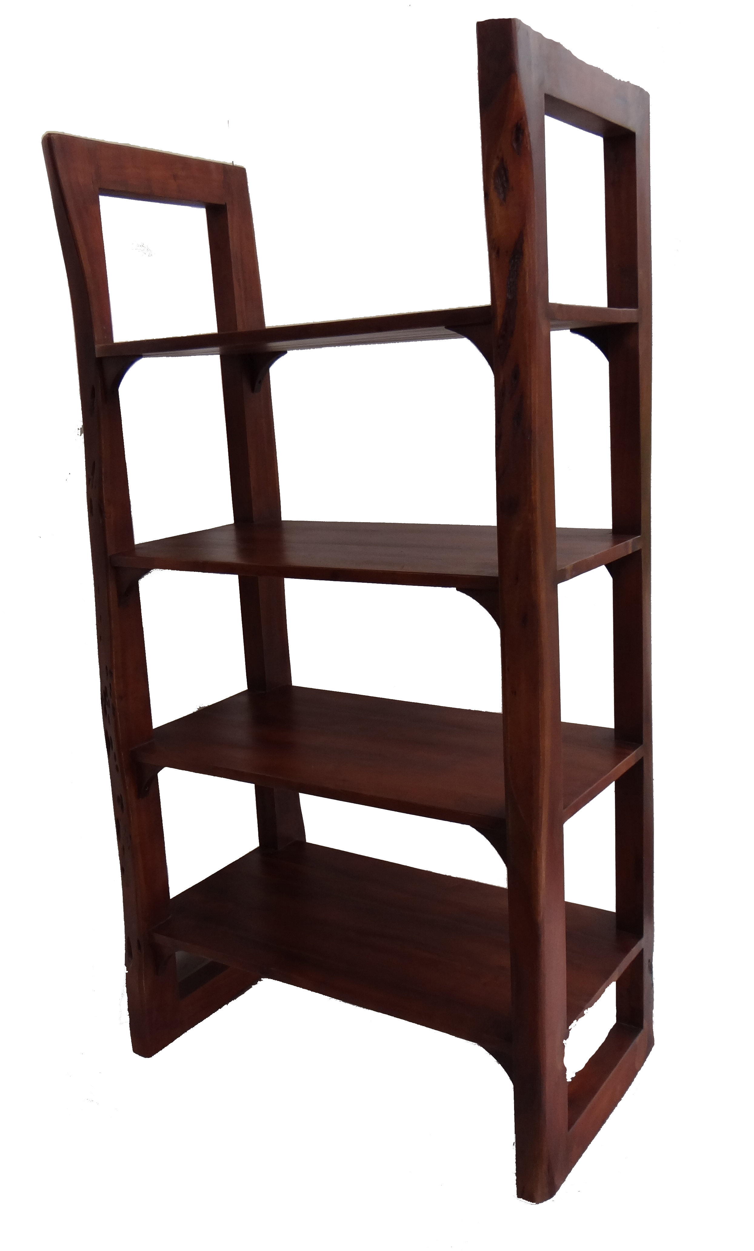 Newest Etagere Wood Bookcases You'll Love In  (View 11 of 20)
