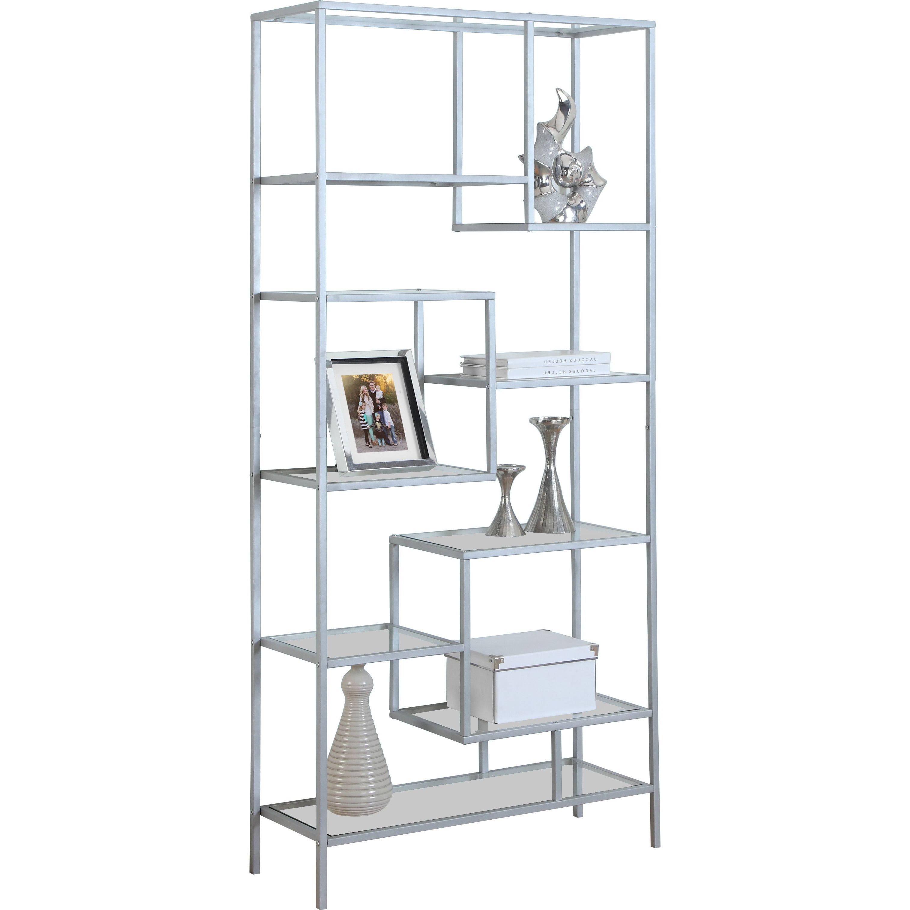 "Newest Monarch Specialties Inc. 72"" Etagere (Gallery 15 of 20)"