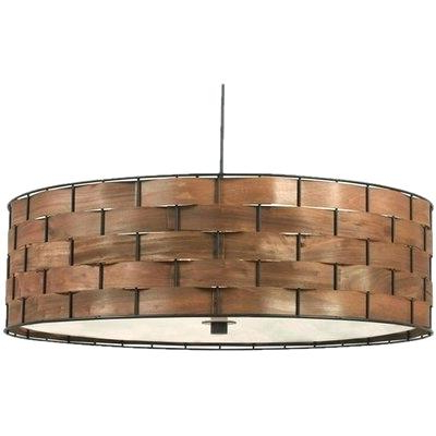 Newest Montes 3 Light Drum Chandeliers In Haugland 3 Light Drum Pendant – Cumbriastuff (View 22 of 25)
