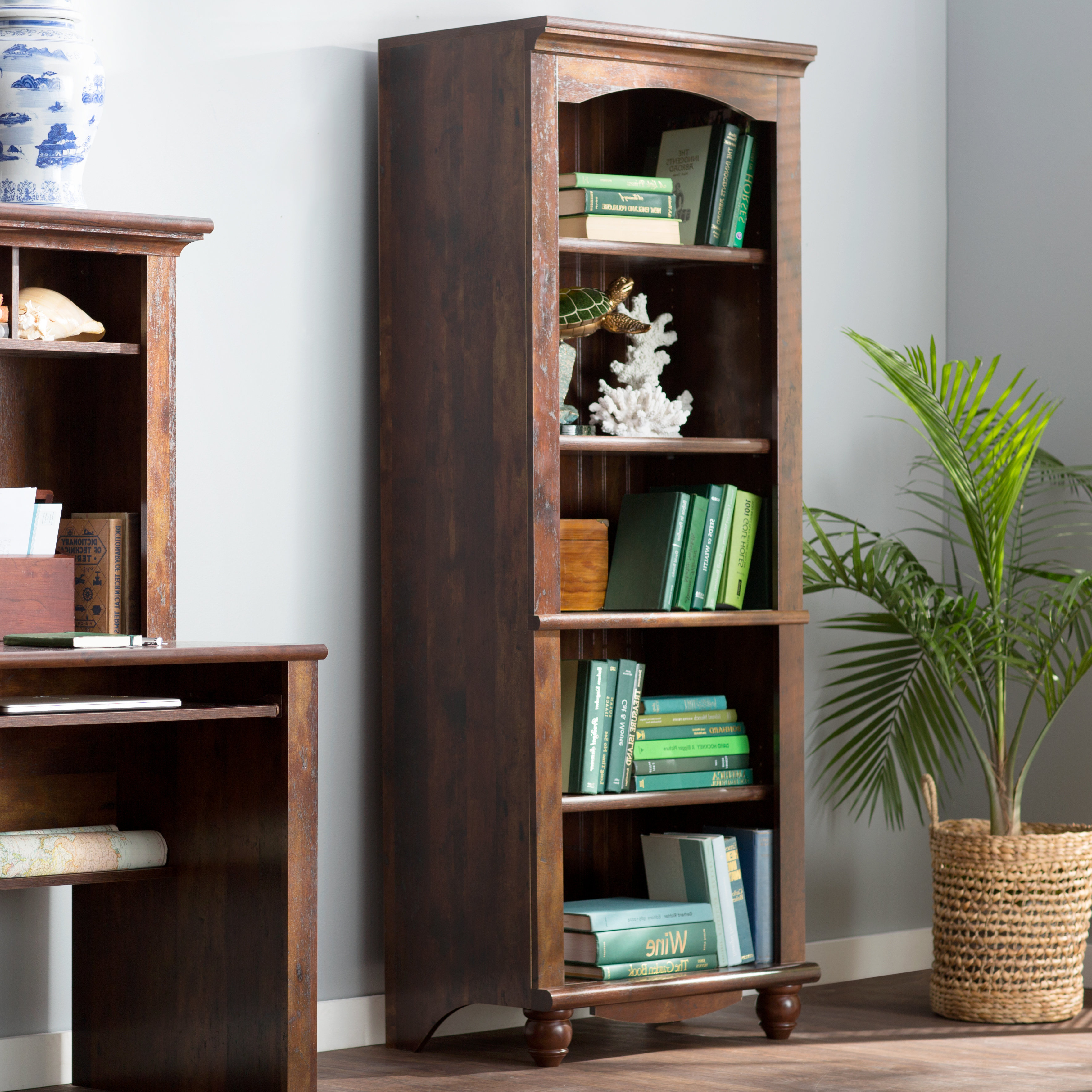 Newest Pinellas Standard Bookcase With Pinellas Standard Bookcases (Gallery 6 of 20)