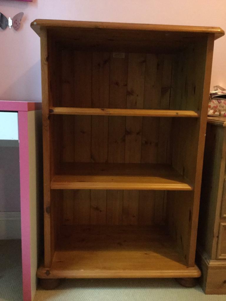 Newest Solid Pine Bookcase (View 9 of 20)