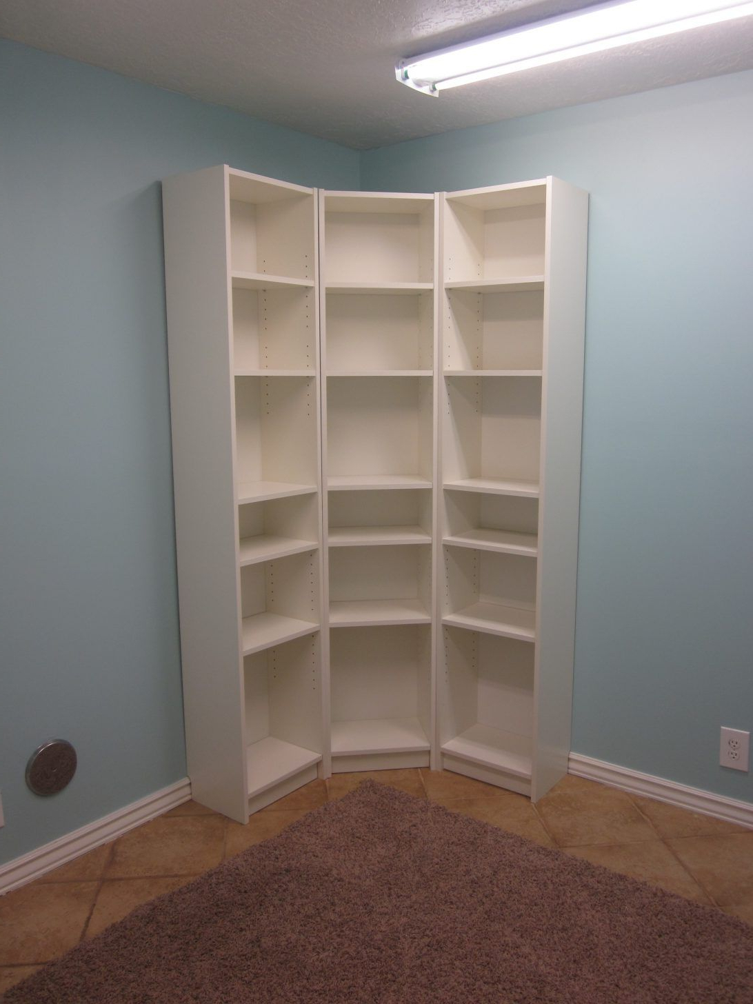 Newest White Corner Bookcase Unit Ikea Walmart Bookcases Furniture Throughout Corner Unit Bookcases (View 16 of 20)