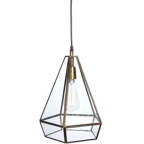 Nisbet 4 Light Lantern Geometric Pendants For Recent Geometric Pendant Light – Soccerflash.co (Gallery 23 of 25)