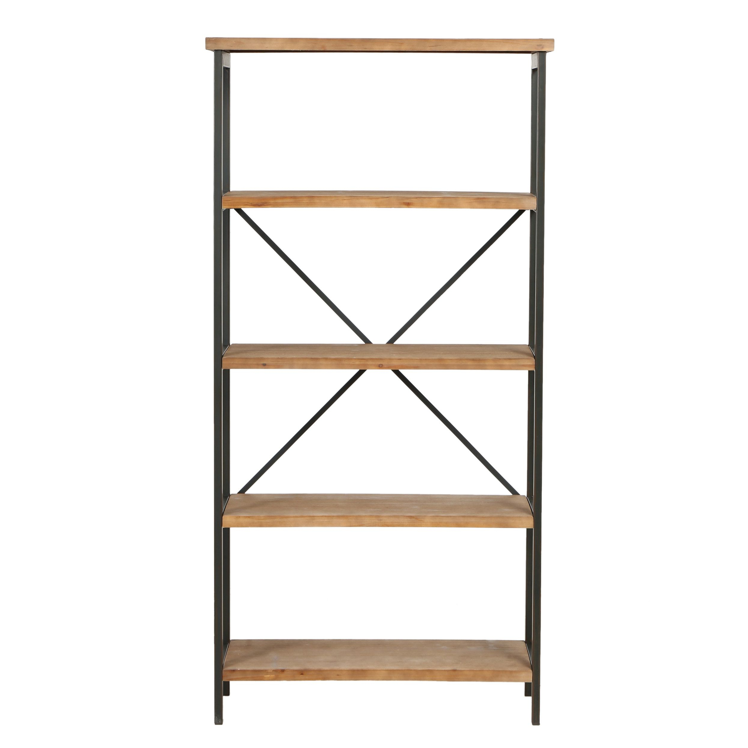 Parthenia Etagere Bookcases For Well Liked Parthenia Etagere Bookcase (Gallery 2 of 20)