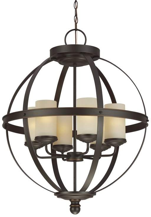 Pin On Products Regarding 2018 Donna 6 Light Globe Chandeliers (View 22 of 25)