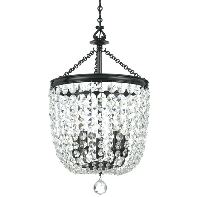 Popular 5 Light Crystal Chandelier – Donarturo (View 24 of 25)