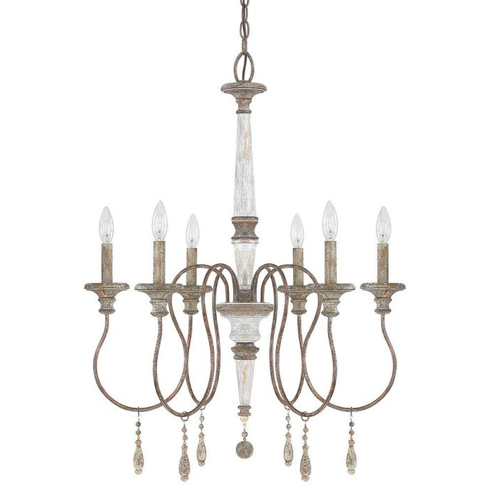 Popular Armande Candle Style Chandelier Throughout Armande Candle Style Chandeliers (View 6 of 25)