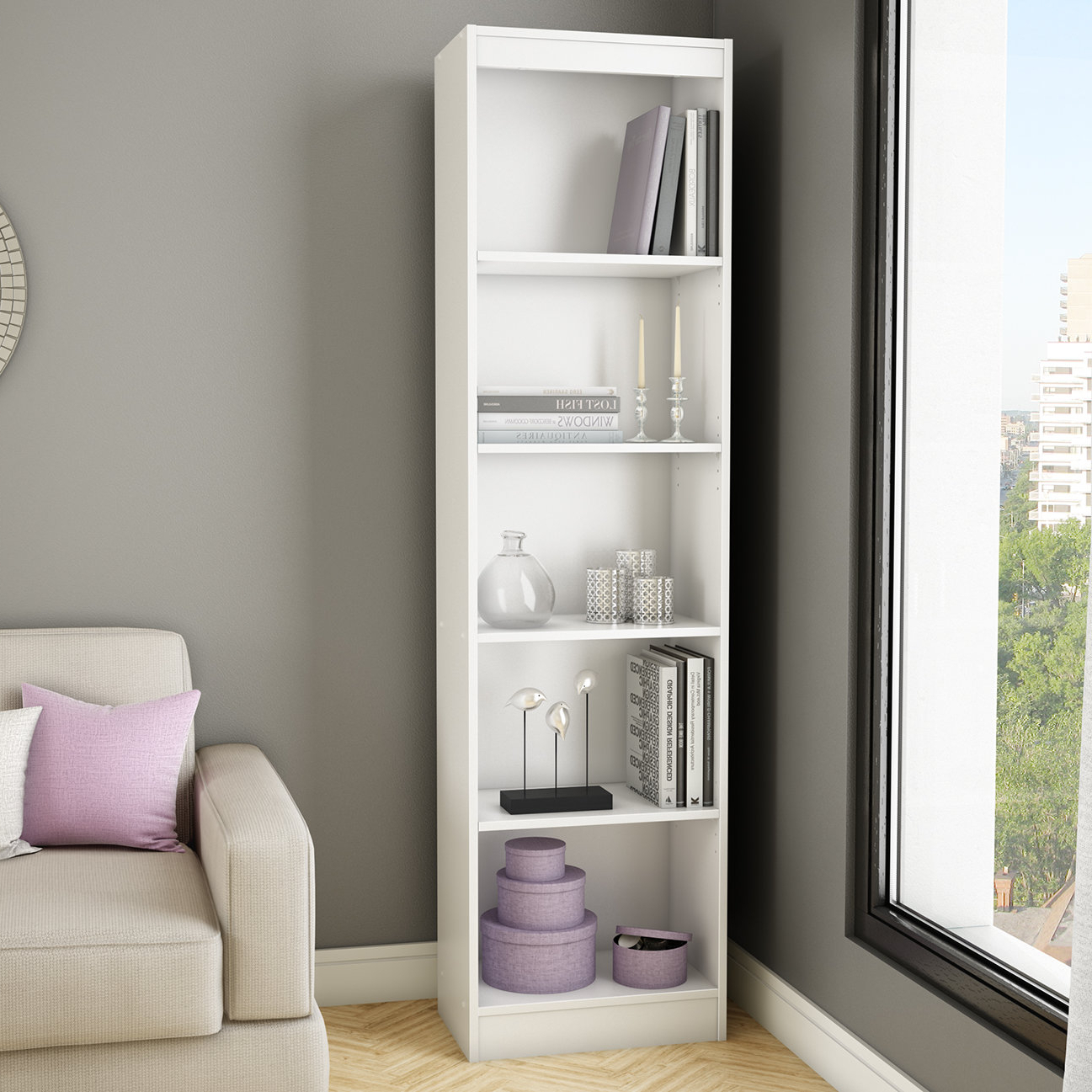 Popular Axess Standard Bookcases With Axess Standard Bookcase (View 2 of 20)