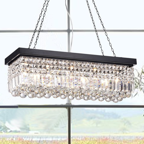 Popular Benedetto 5 Light Crystal Chandeliers For 5 Light Crystal Chandelier (View 5 of 25)