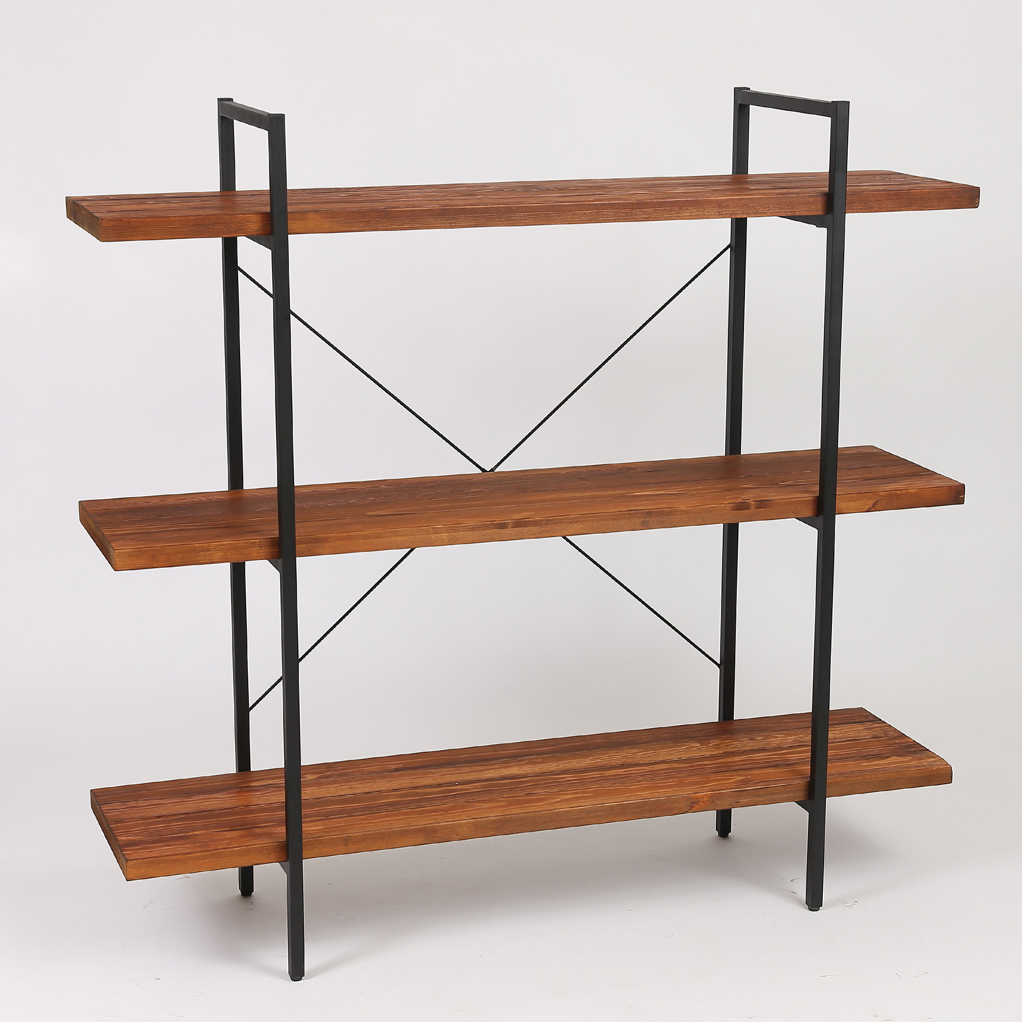 Popular Carnearney Etagere Bookcase Intended For Earline Etagere Bookcases (View 3 of 20)