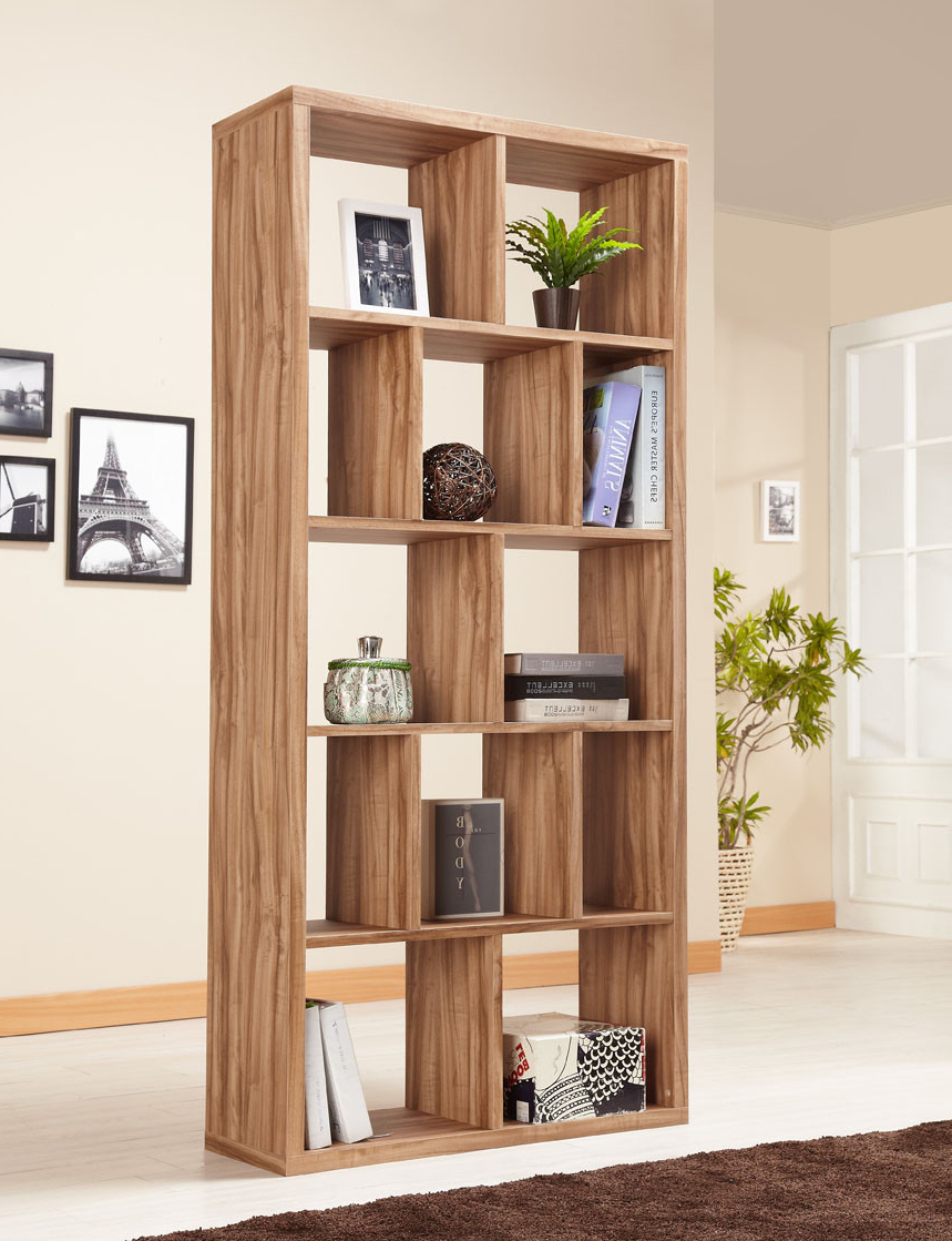 Popular Corner Bookcases By Hokku Designs Inside 20 Beautiful Looking Bookcase Designs (View 14 of 20)