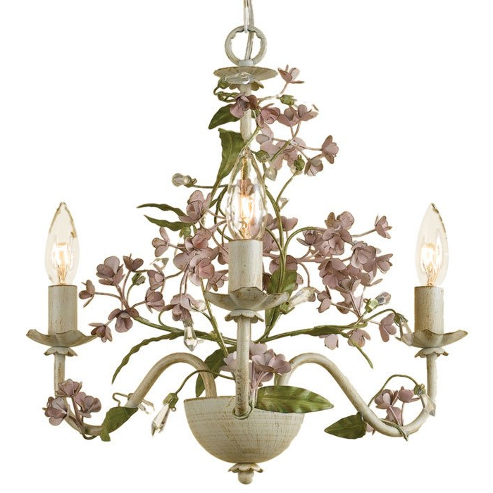 Popular Mariário 3 Light Candle Style Chandelier Pertaining To Aldora 4 Light Candle Style Chandeliers (View 19 of 25)