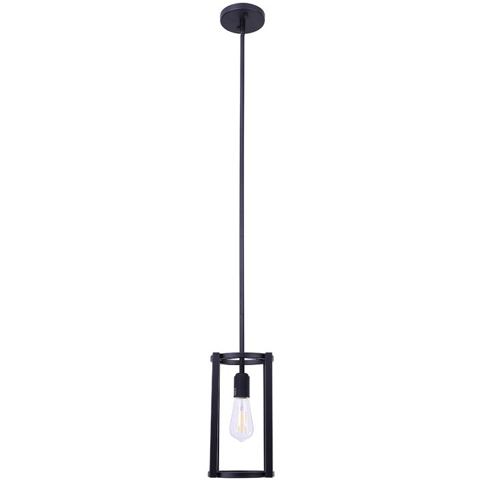Popular Nolan 1 Light Lantern Chandelier With Regard To Nolan 1 Light Lantern Chandeliers (Gallery 1 of 25)