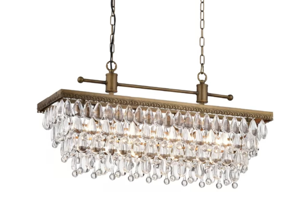 Popular Pottery Barn Lighting Look Alikes For Less! — Trubuild Intended For Hatfield 3 Light Novelty Chandeliers (View 23 of 25)