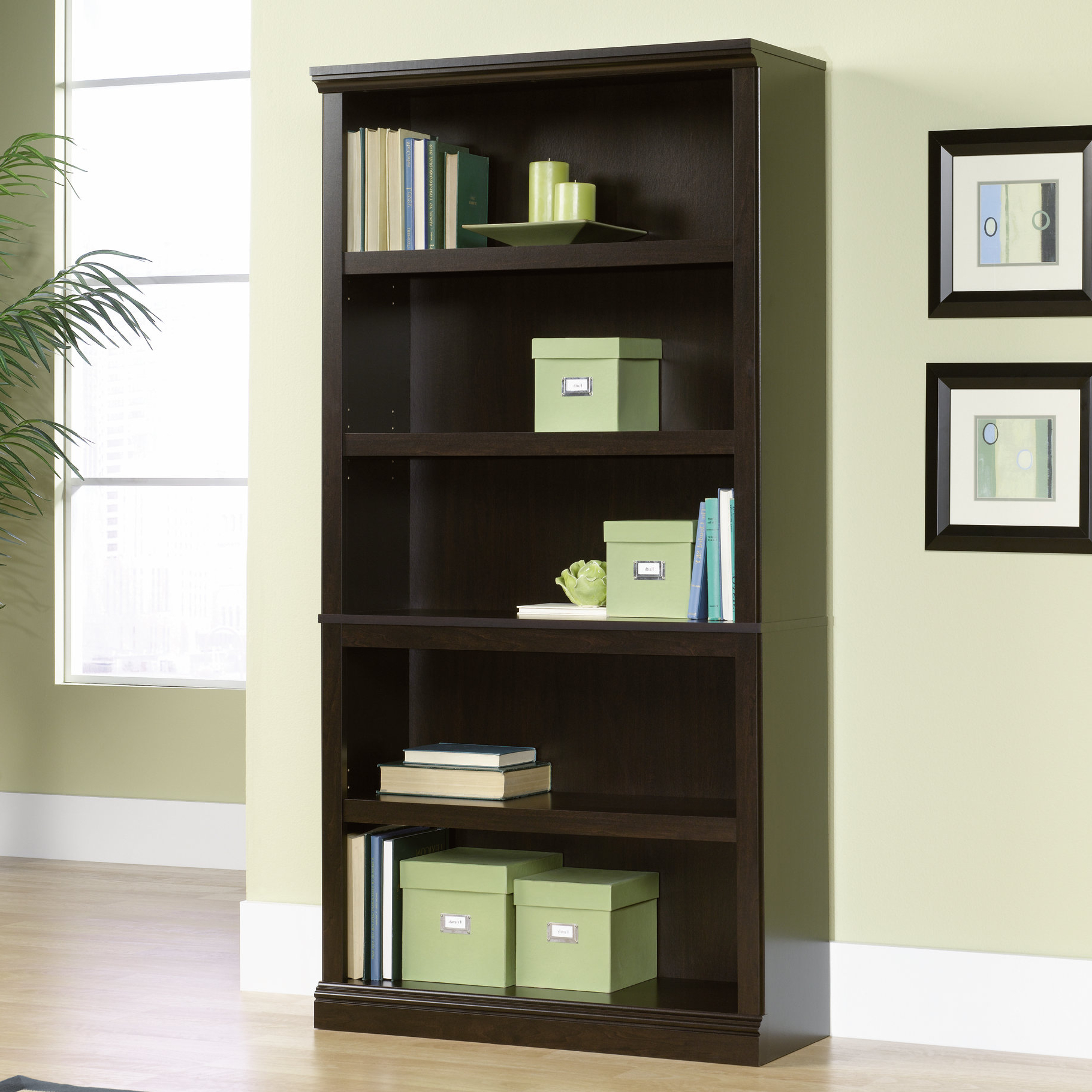 Popular Salina Standard Bookcases With Regard To Abigail Standard Bookcase (View 19 of 20)