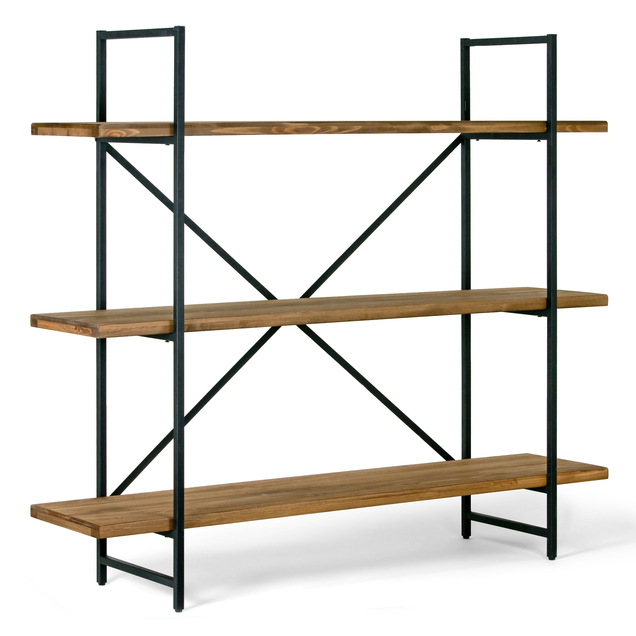 Poynor Library Bookcases With Latest Buy Etagere Bookshelves & Bookcases Online At Overstock (View 12 of 20)
