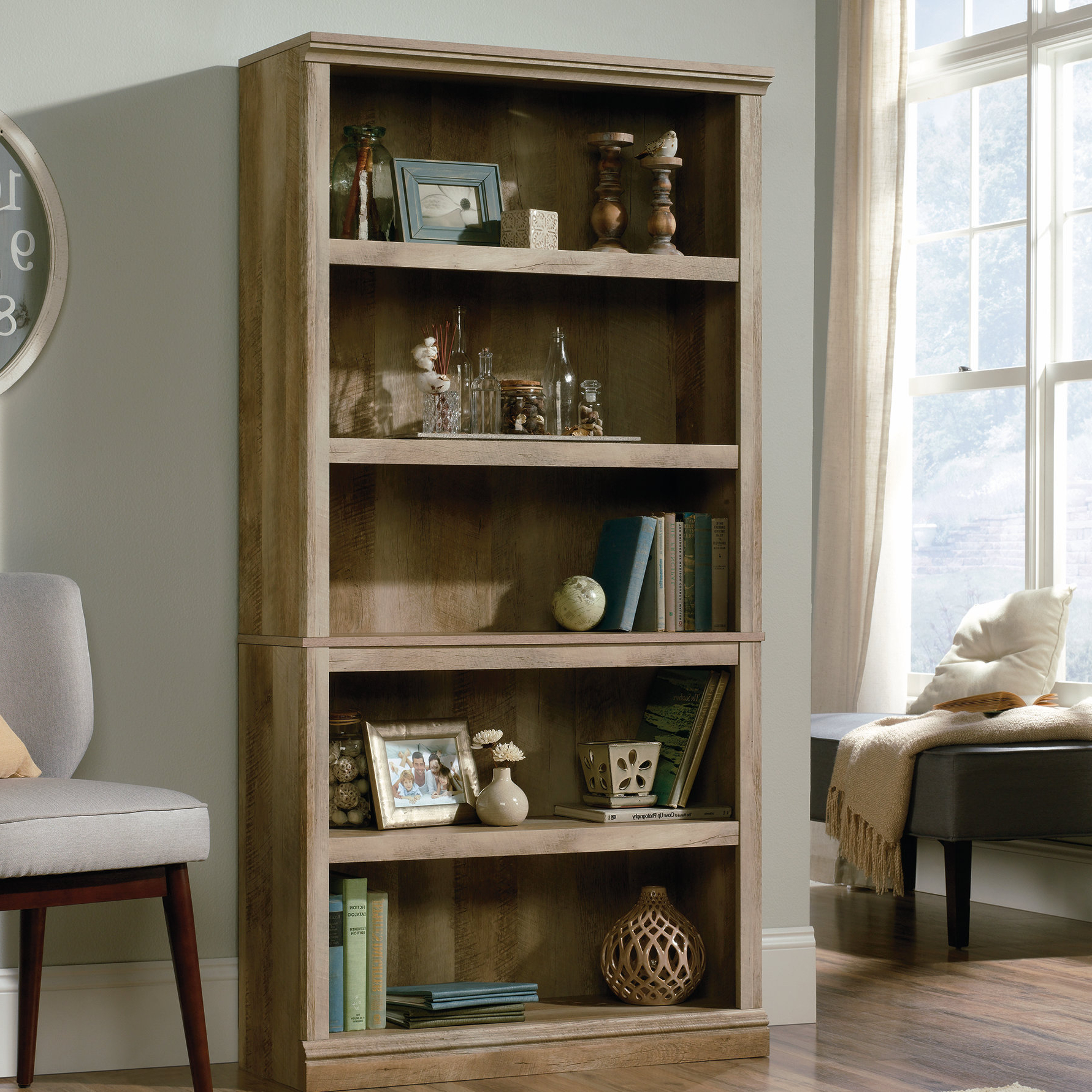 Preferred Abigail Standard Bookcase Intended For Kirkbride Standard Bookcases (Gallery 10 of 20)