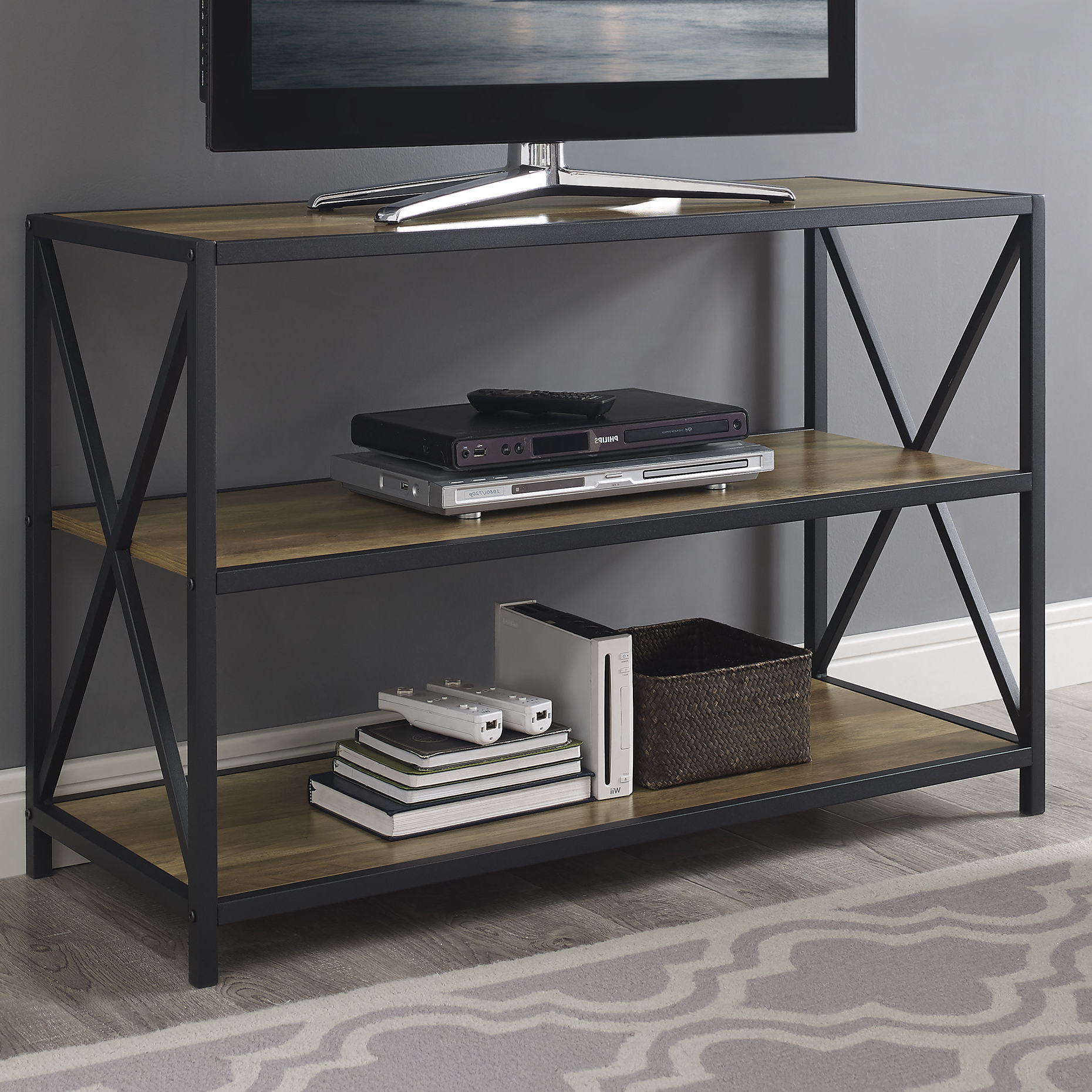 Preferred Adair Etagere Bookcases Throughout Adair Etagere Bookcase (View 10 of 20)
