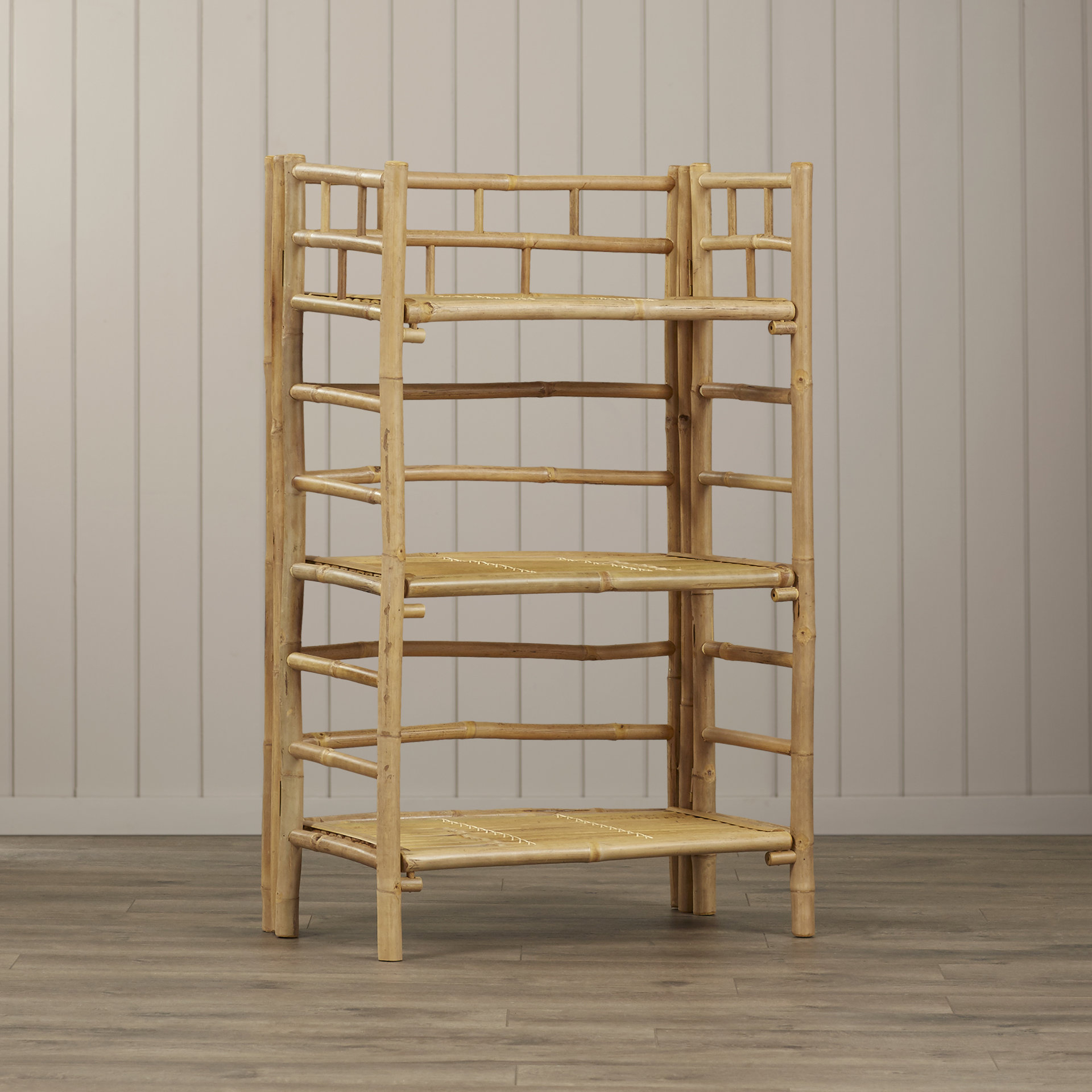 Preferred Annabesook Etagere Bookcases Within Whobrey 3 Tier Etagere Bookcase (Gallery 19 of 20)